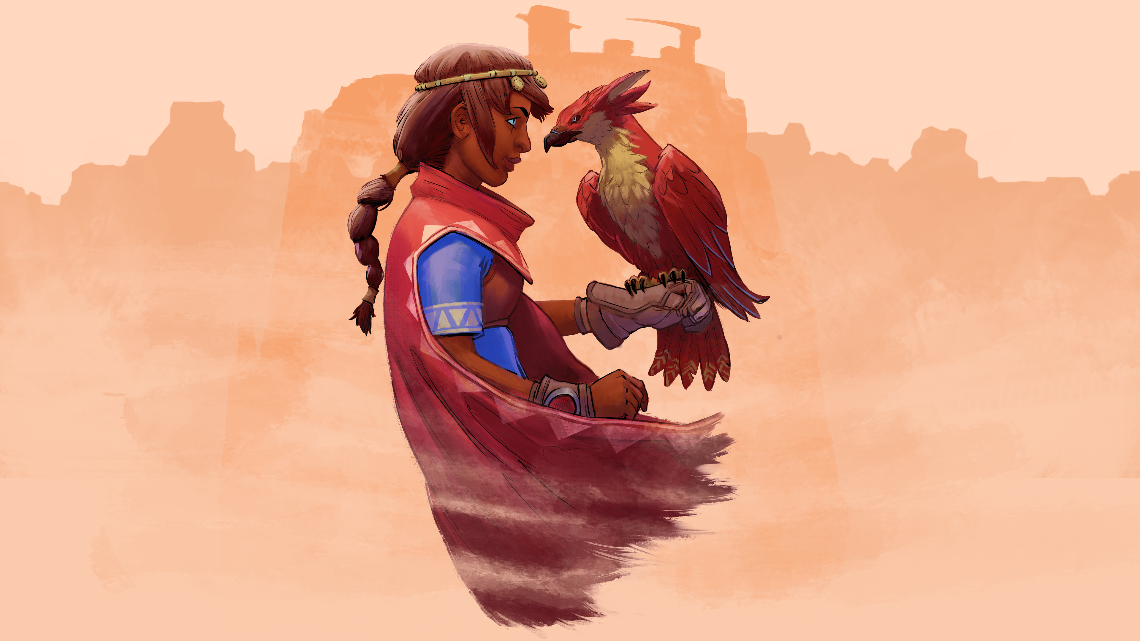 falcon age 1565054492 - Falcon Age - hd-wallpapers, games wallpapers, 8k wallpapers, 5k wallpapers, 4k-wallpapers