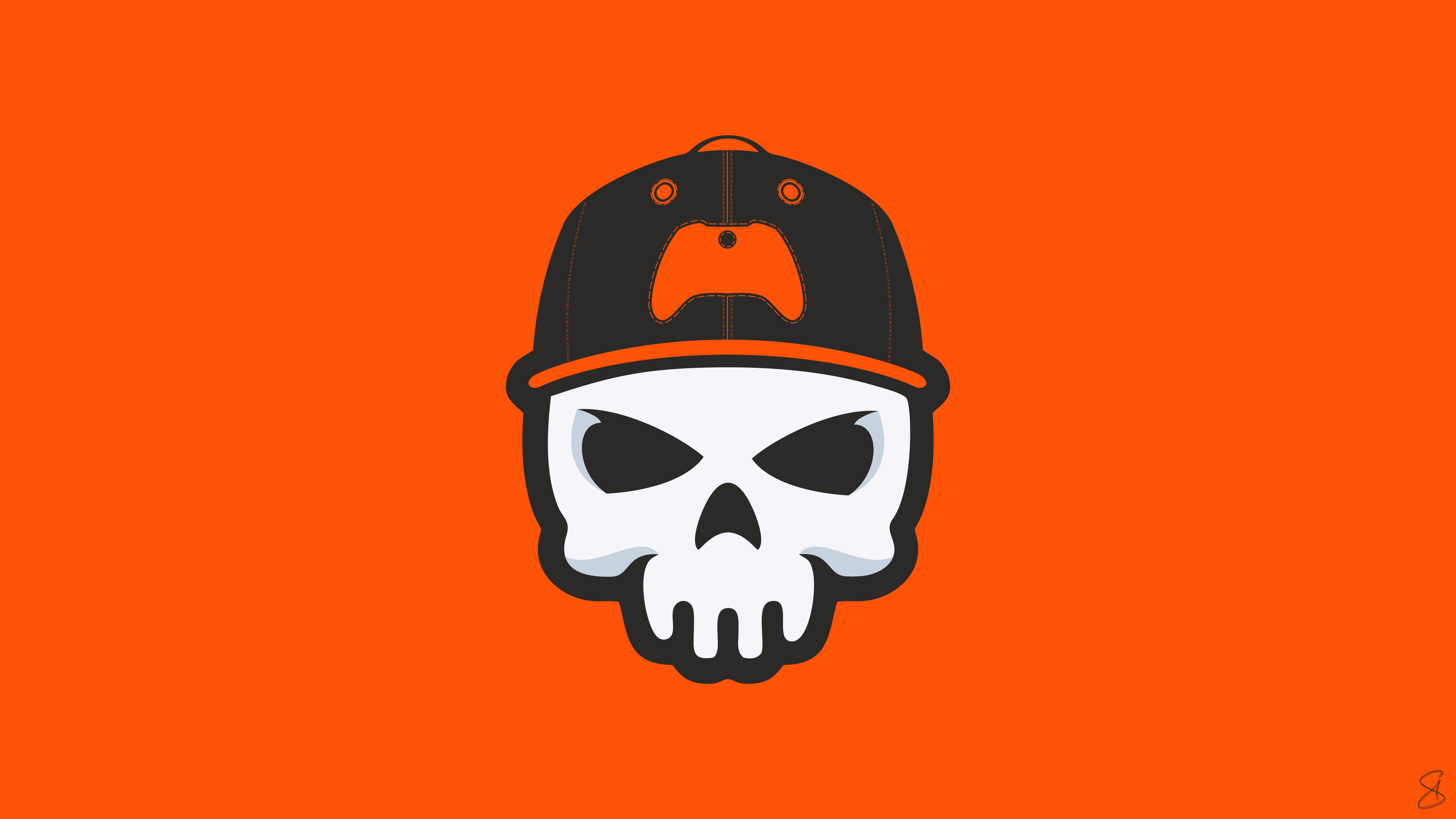 gamer skull minimal 1565054370 - Gamer Skull Minimal - skull wallpapers, minimalist wallpapers, minimalism wallpapers, hd-wallpapers, games wallpapers, 4k-wallpapers