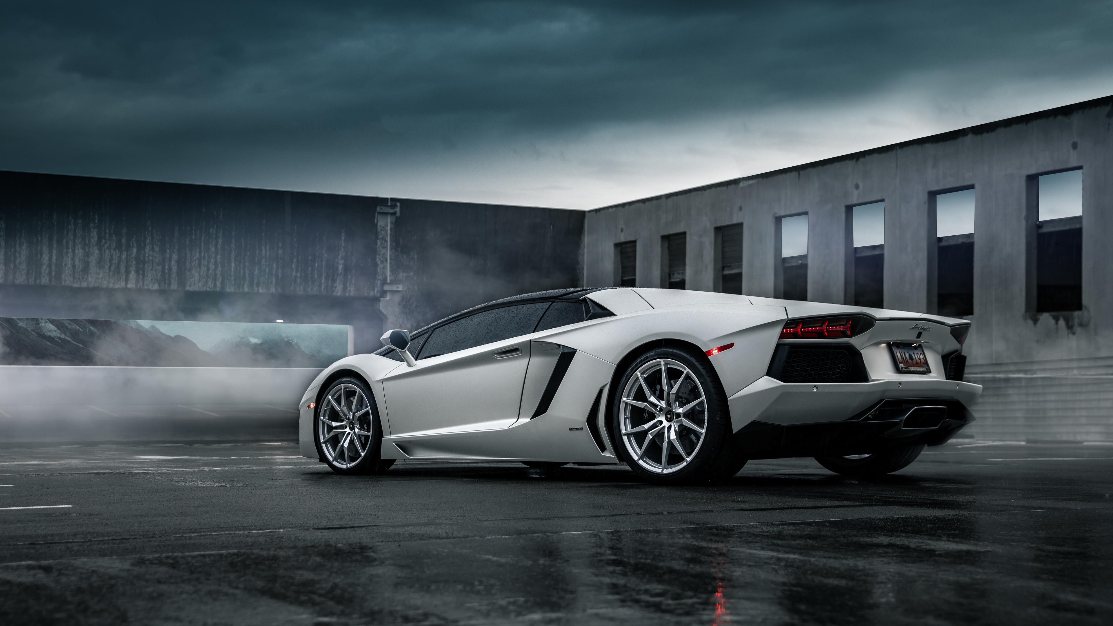 grey lamborghini aventador 2019 1565054960 - Grey Lamborghini Aventador 2019 - lamborghini wallpapers, lamborghini aventador wallpapers, hd-wallpapers, cars wallpapers, 5k wallpapers, 4k-wallpapers