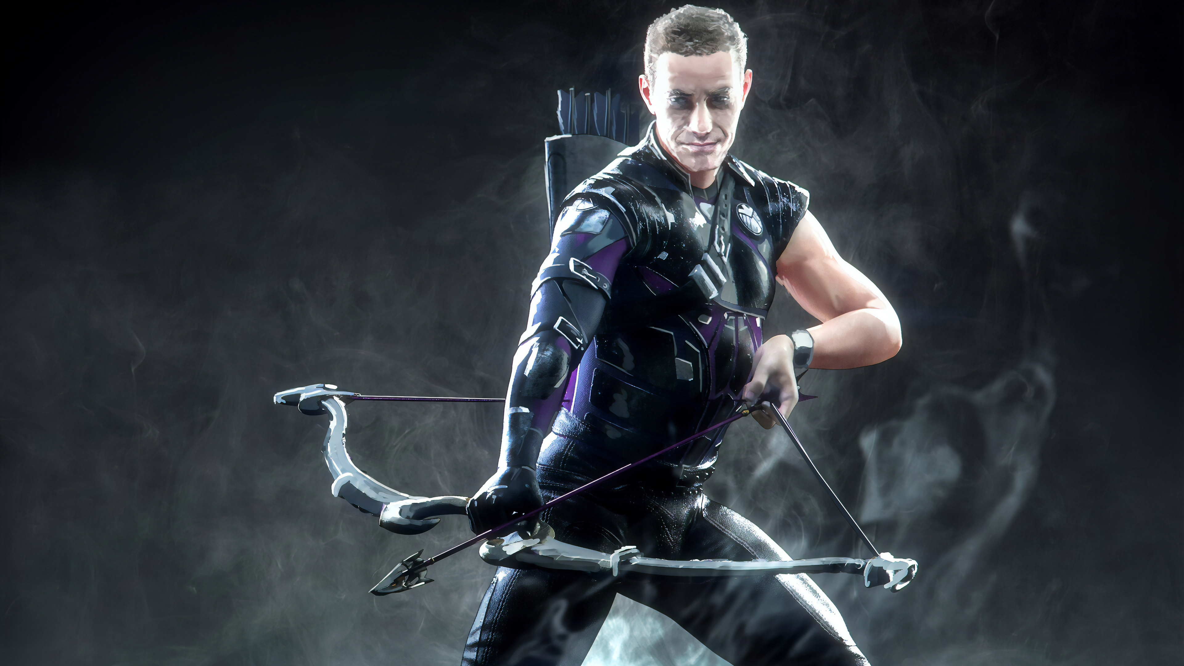 hawkeye marvel superhero art 1565052765 - Hawkeye Marvel Superhero art - superheroes wallpapers, marvel wallpapers, hd-wallpapers, hawkeye wallpapers, artstation wallpapers, 4k-wallpapers