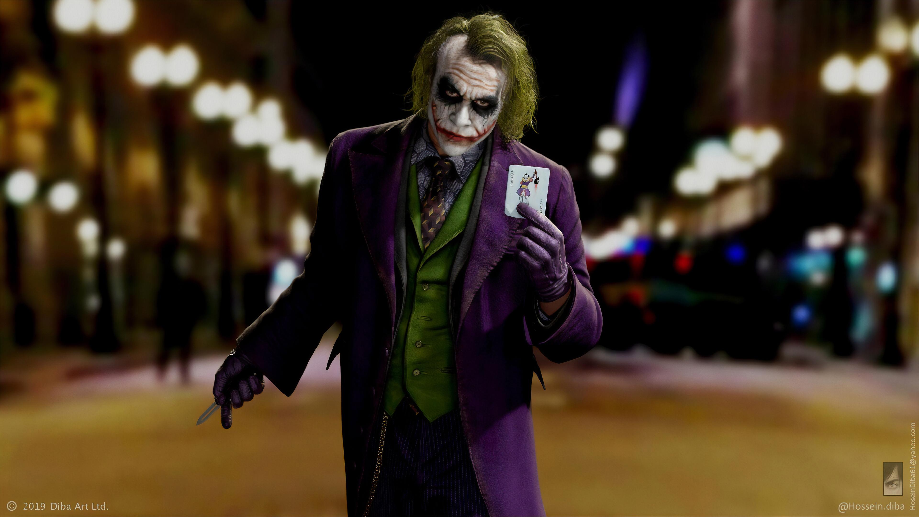joker heath ledger flip it 1565054218 - Joker Heath Ledger Flip It - supervillain wallpapers, joker wallpapers, hd-wallpapers, artstation wallpapers, 4k-wallpapers