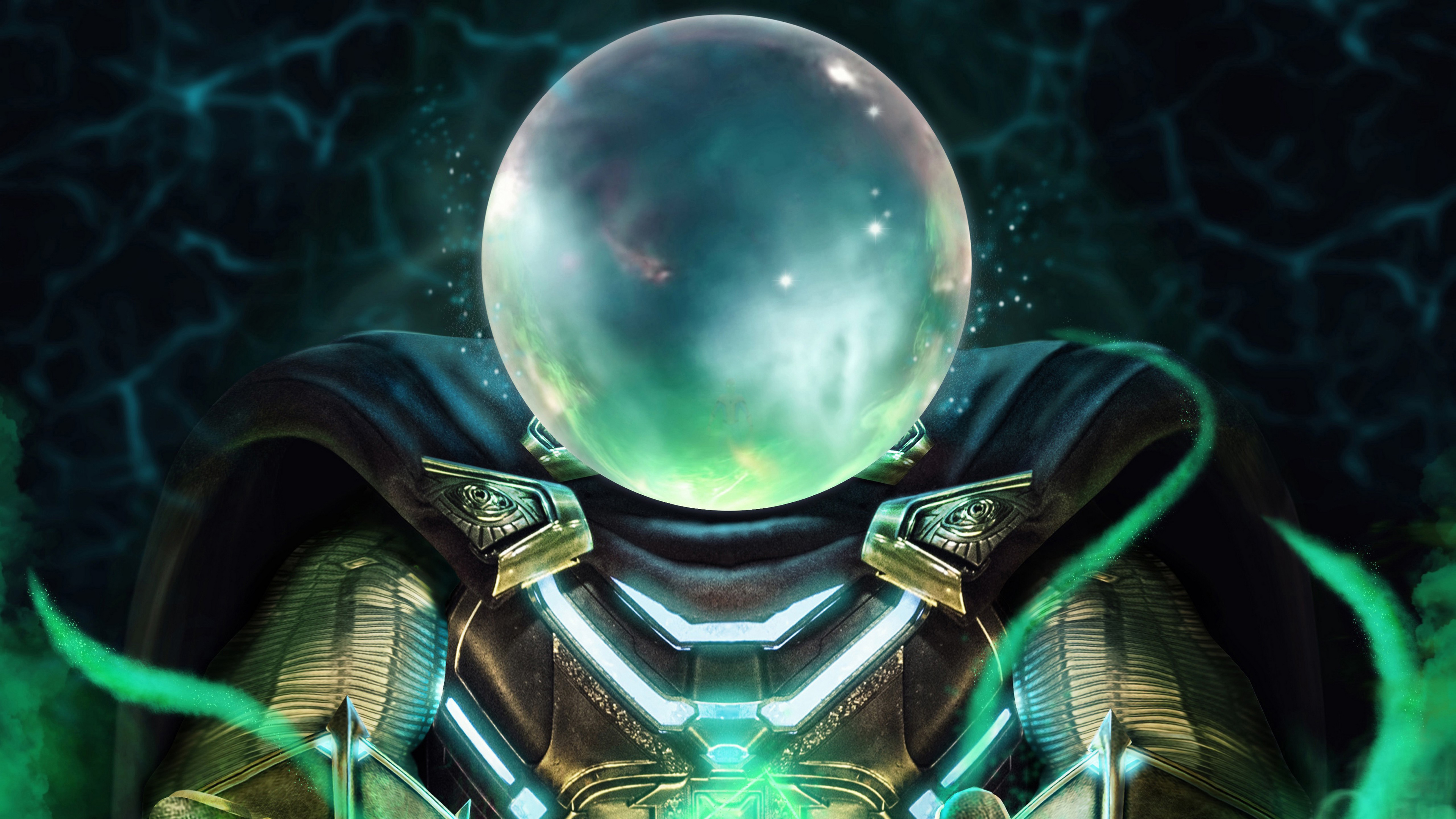 mysterio artwork 1565053054 - Mysterio Artwork - superheroes wallpapers, mysterio wallpapers, hd-wallpapers, artwork wallpapers, 4k-wallpapers