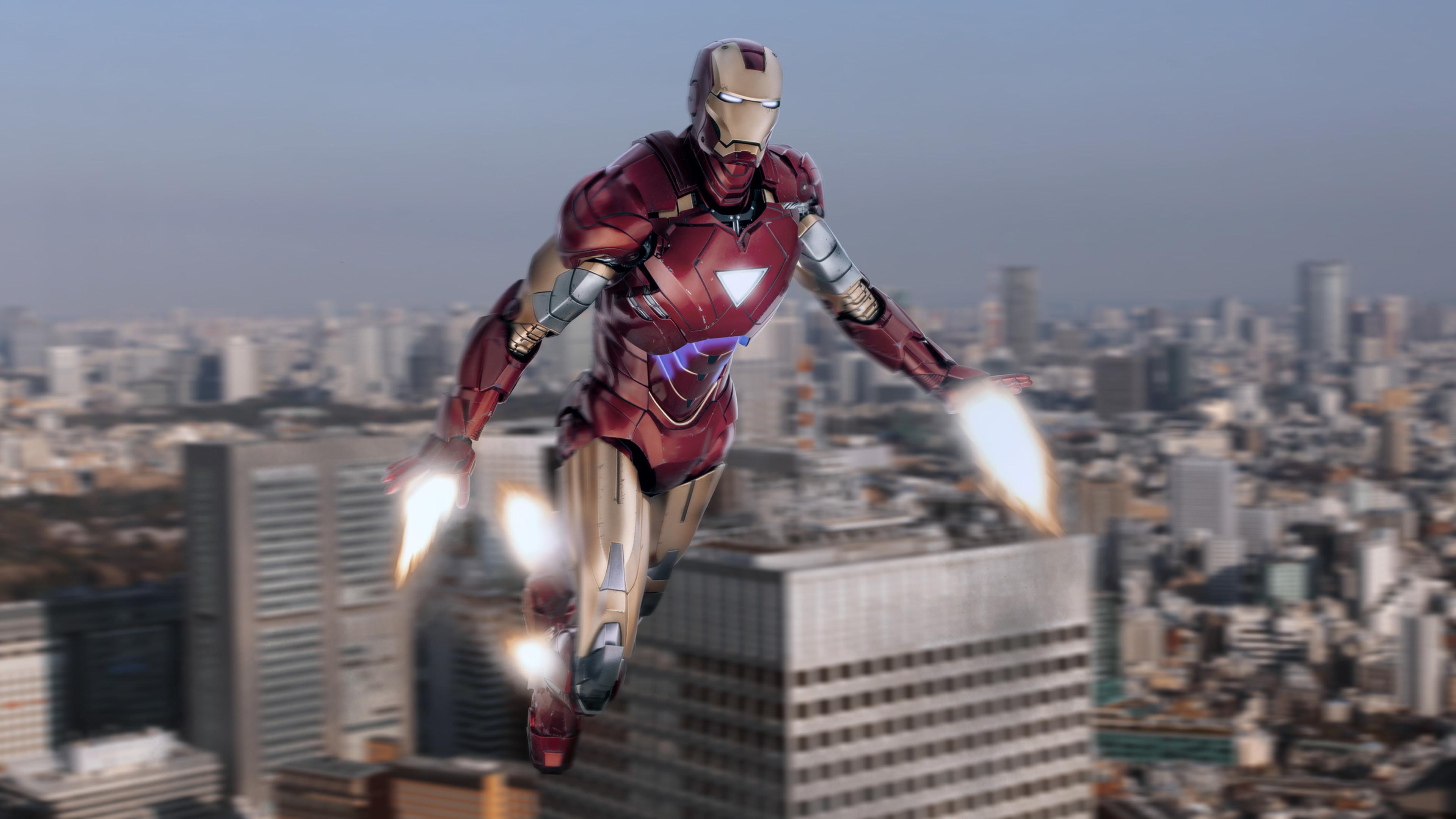 out world iron man 1565052914 - Out World Iron Man - superheroes wallpapers, iron man wallpapers, hd-wallpapers, digital art wallpapers, artwork wallpapers, artist wallpapers, 4k-wallpapers