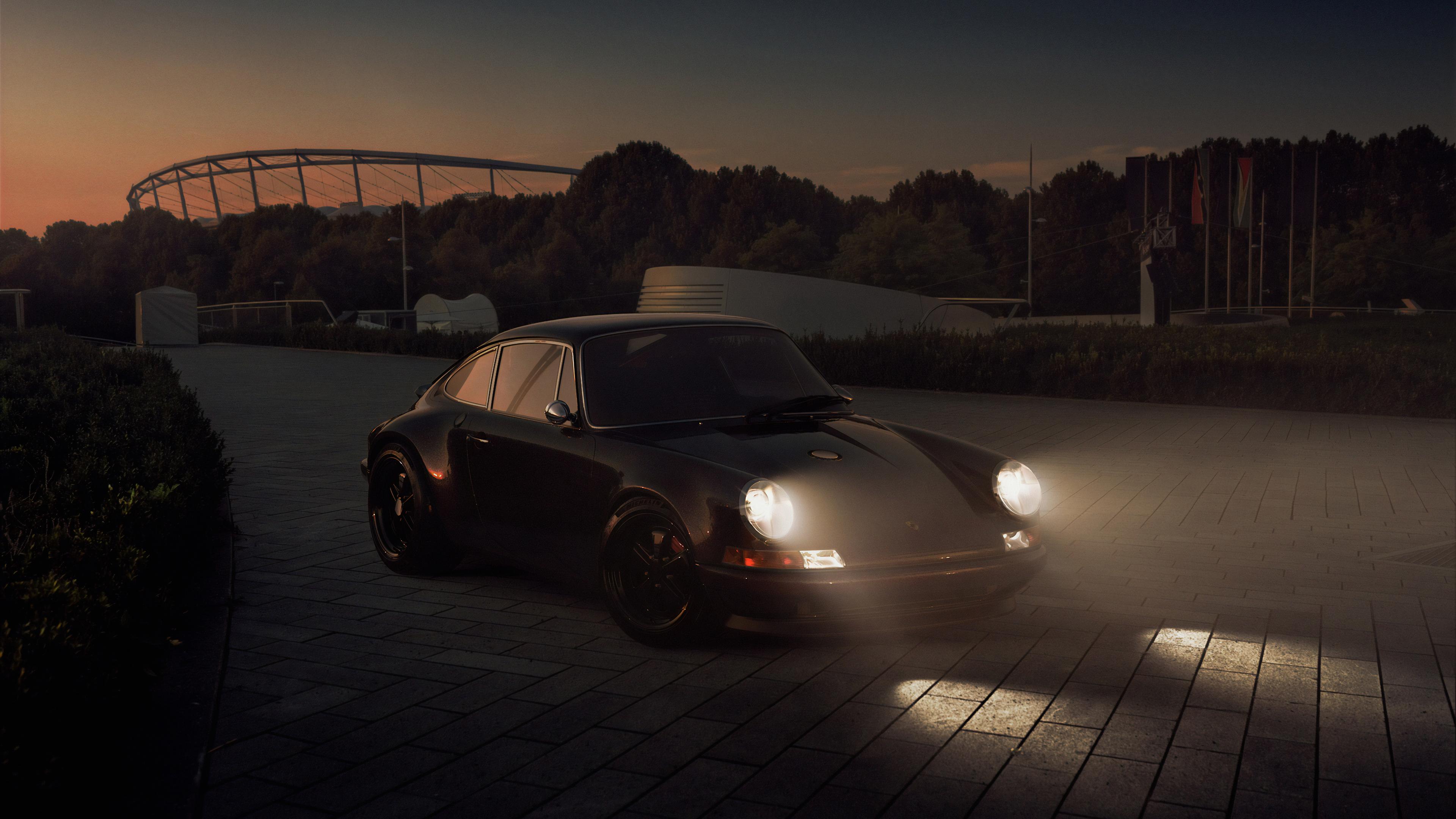 porsche in night 1565054841 - Porsche In Night - porsche wallpapers, hd-wallpapers, cars wallpapers, 4k-wallpapers
