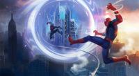 spiderman vs spider verse 1565052941 200x110 - Spiderman Vs Spider Verse - superheroes wallpapers, spiderman wallpapers, hd-wallpapers, digital art wallpapers, behance wallpapers, artwork wallpapers, art wallpapers, 4k-wallpapers