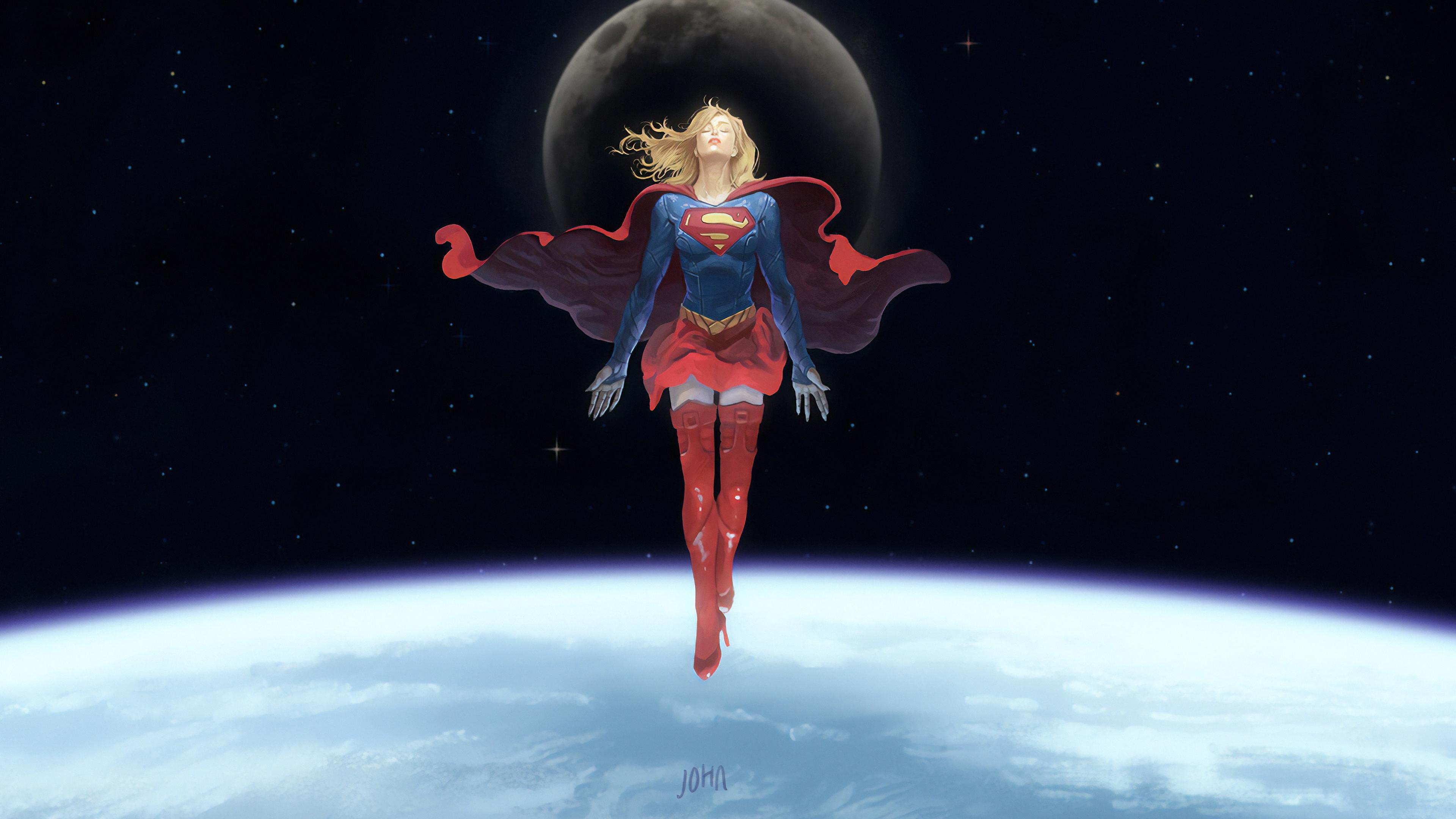supergirl art new 1565053429 - Supergirl Art New - superheroes wallpapers, supergirl wallpapers, hd-wallpapers, digital art wallpapers, artwork wallpapers, artstation wallpapers, 4k-wallpapers