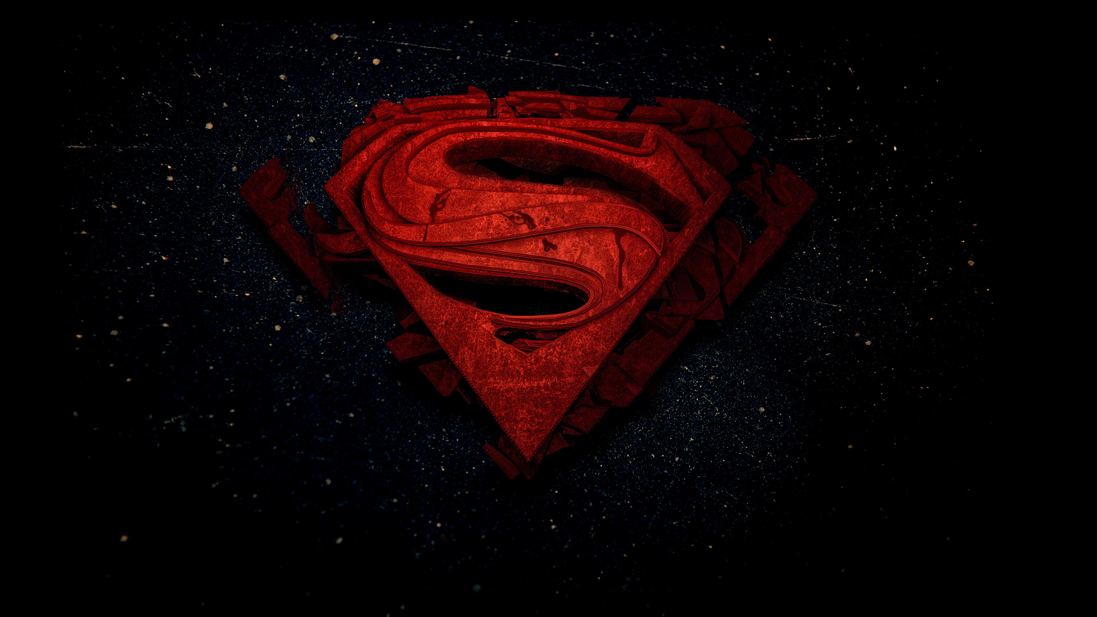superman 3d logo 1565053253 - Superman 3d Logo - superman wallpapers, superheroes wallpapers, logo wallpapers, behance wallpapers, 4k-wallpapers, 3d wallpapers