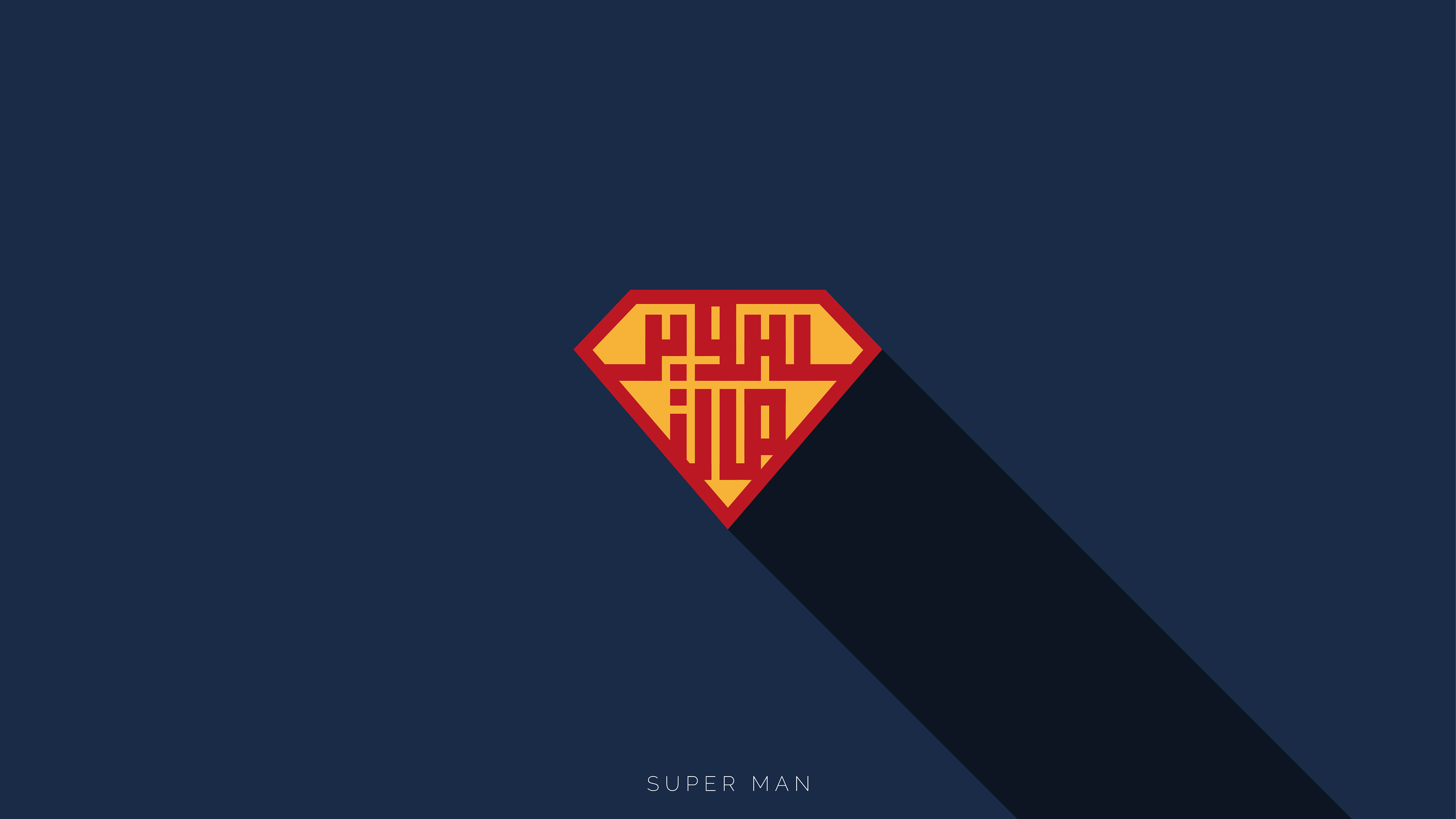 superman calligraphy 1565052907 - Superman Calligraphy - superman wallpapers, superheroes wallpapers, minimalist wallpapers, minimalism wallpapers, hd-wallpapers, digital art wallpapers, behance wallpapers, artwork wallpapers, artist wallpapers, 4k-wallpapers