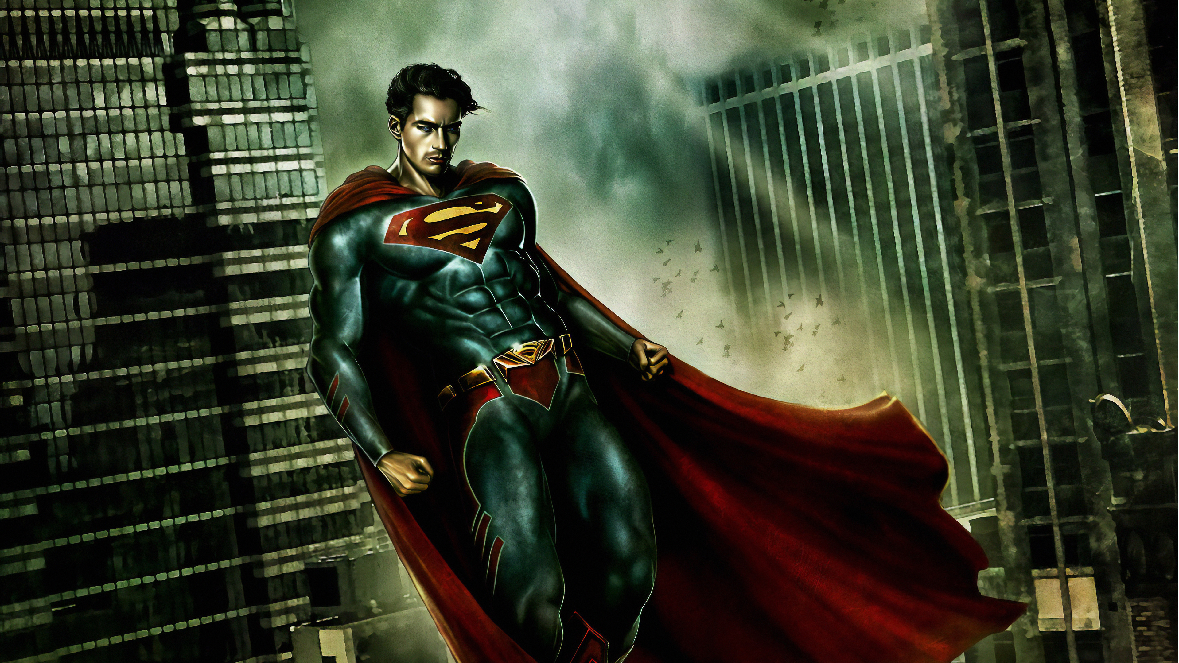 superman new 1565053429 - Superman New - superman wallpapers, superheroes wallpapers, hd-wallpapers, digital art wallpapers, deviantart wallpapers, artwork wallpapers, 4k-wallpapers