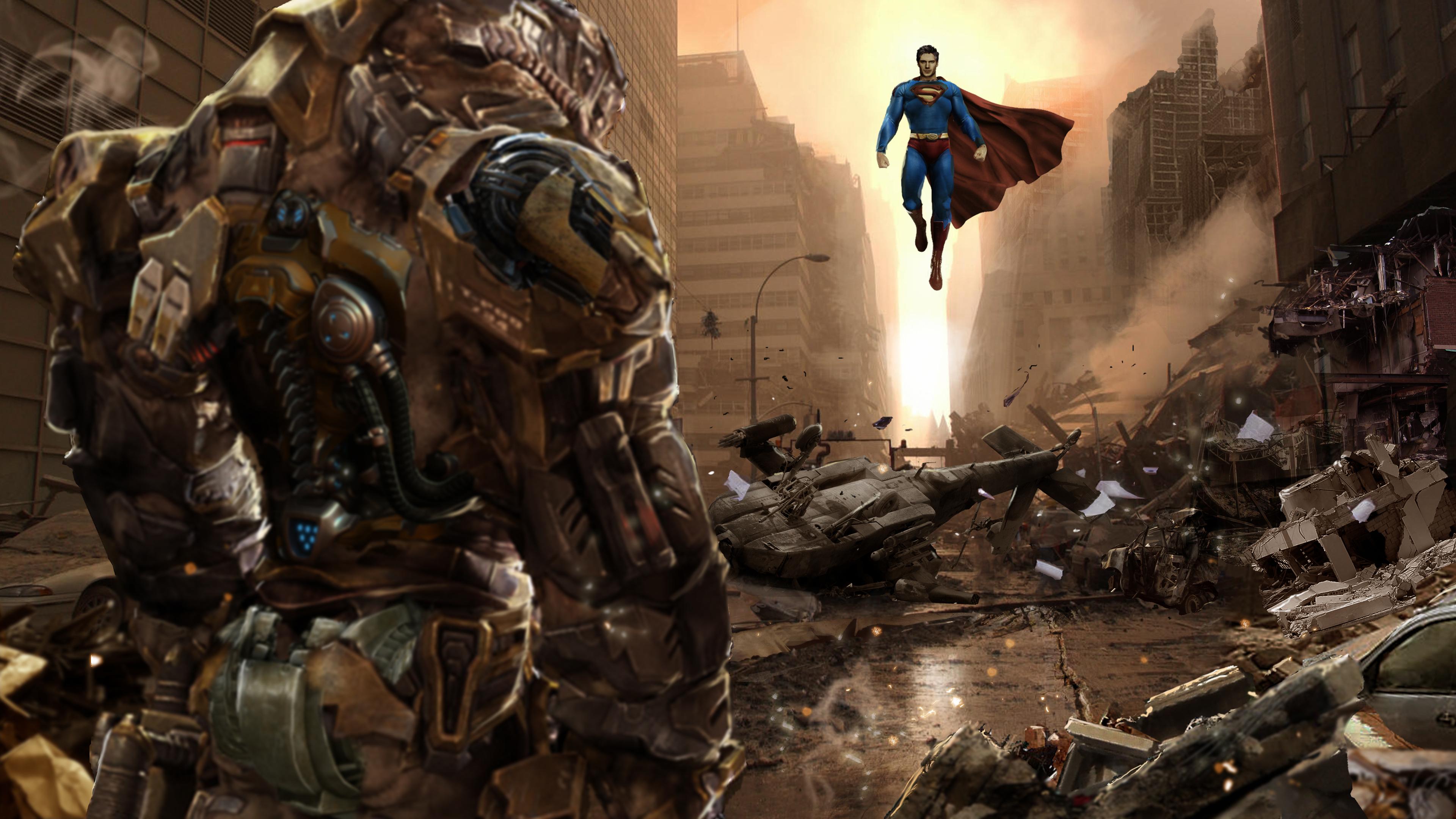 superman vs darkseid 1565053430 - Superman Vs Darkseid - superman wallpapers, superheroes wallpapers, hd-wallpapers, digital art wallpapers, deviantart wallpapers, artwork wallpapers, 4k-wallpapers