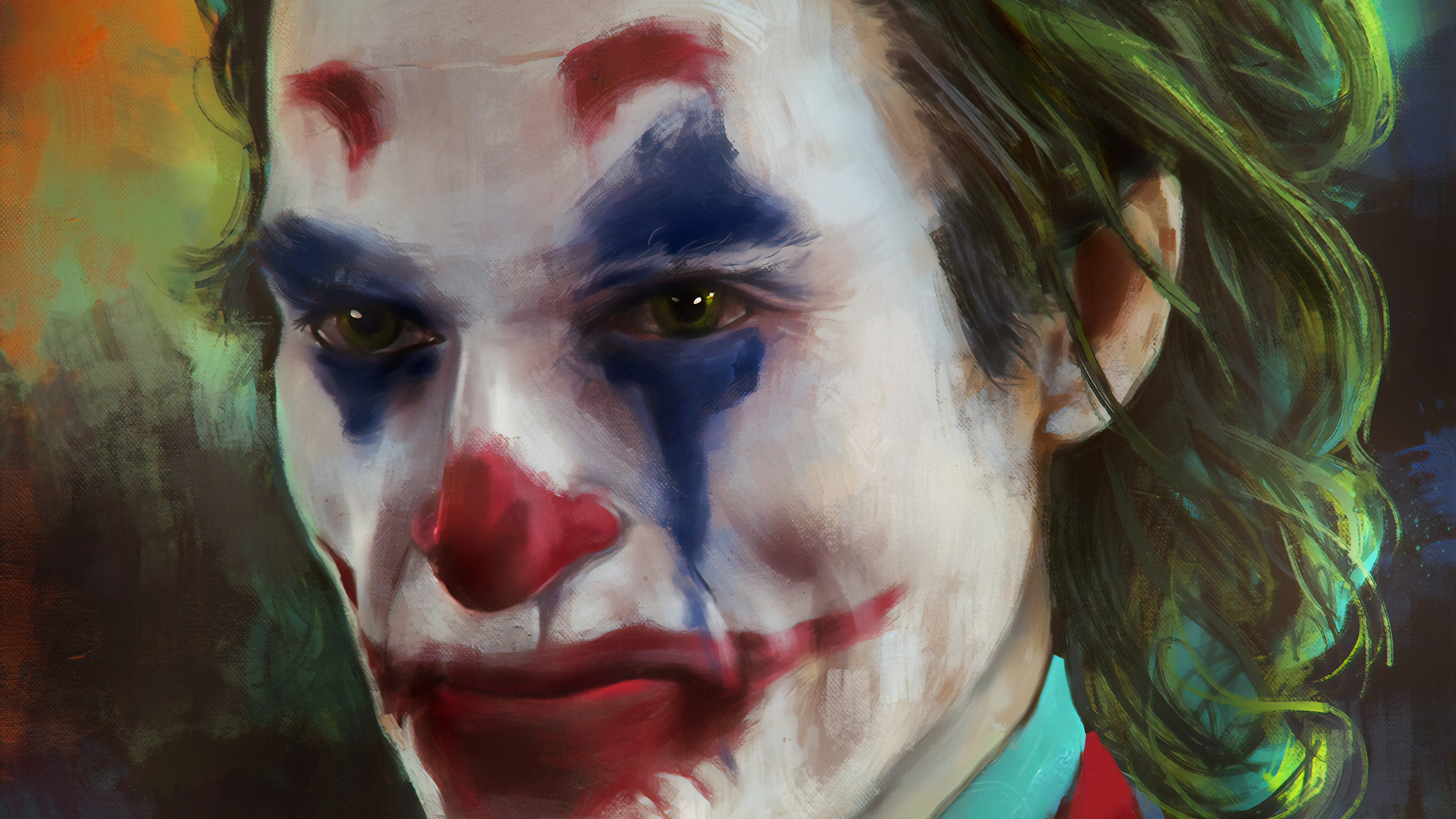 the joker joaquin phoenix 1565053058 - The Joker Joaquin Phoenix - superheroes wallpapers, movies wallpapers, joker wallpapers, joker movie wallpapers, joaquin phoenix wallpapers, hd-wallpapers, artwork wallpapers, artstation wallpapers, 4k-wallpapers, 2019 movies wallpapers
