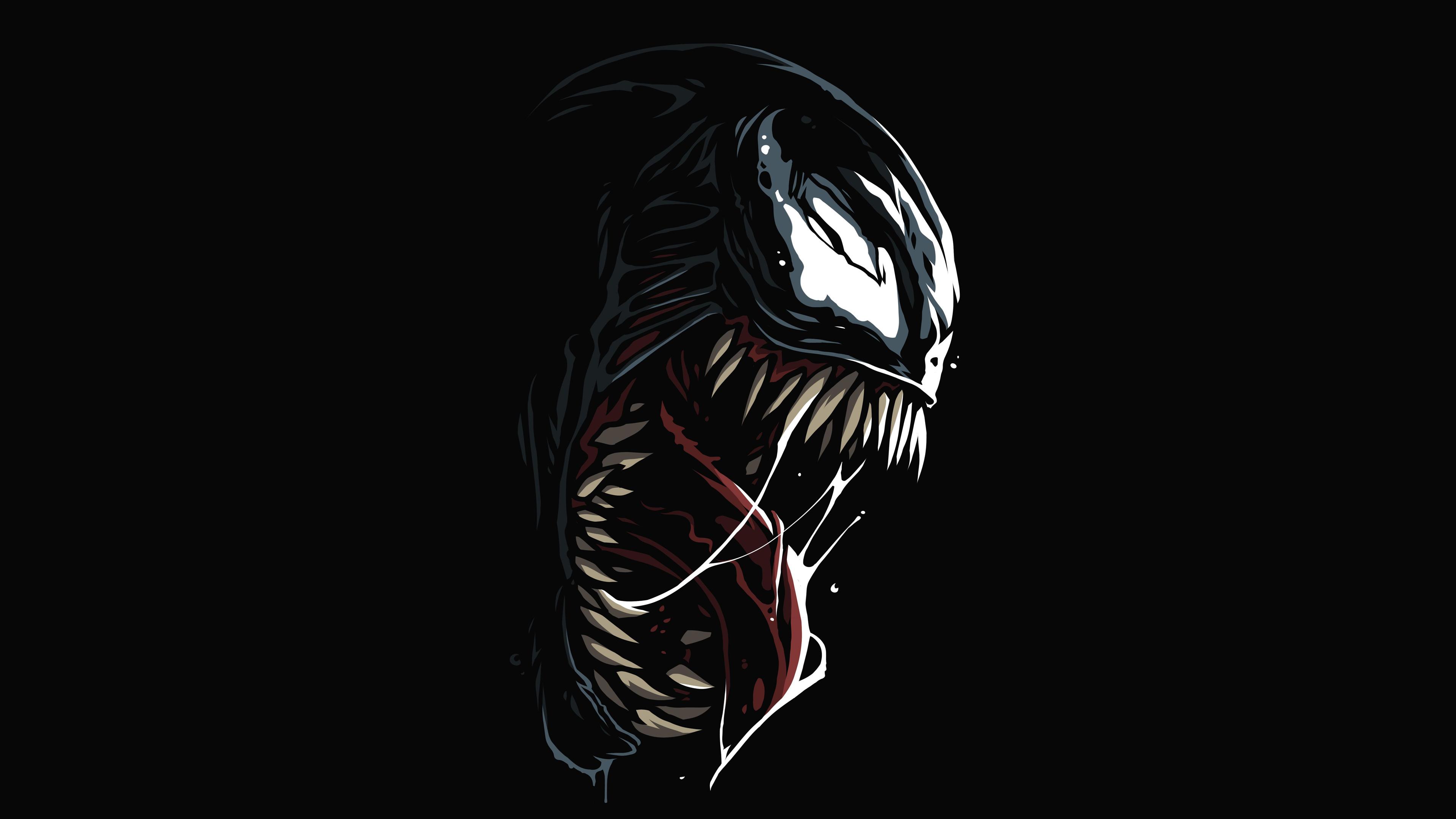 venom amoled 1565053242 - Venom Amoled - Venom wallpapers, superheroes wallpapers, hd-wallpapers, digital art wallpapers, behance wallpapers, artwork wallpapers, artist wallpapers, 4k-wallpapers