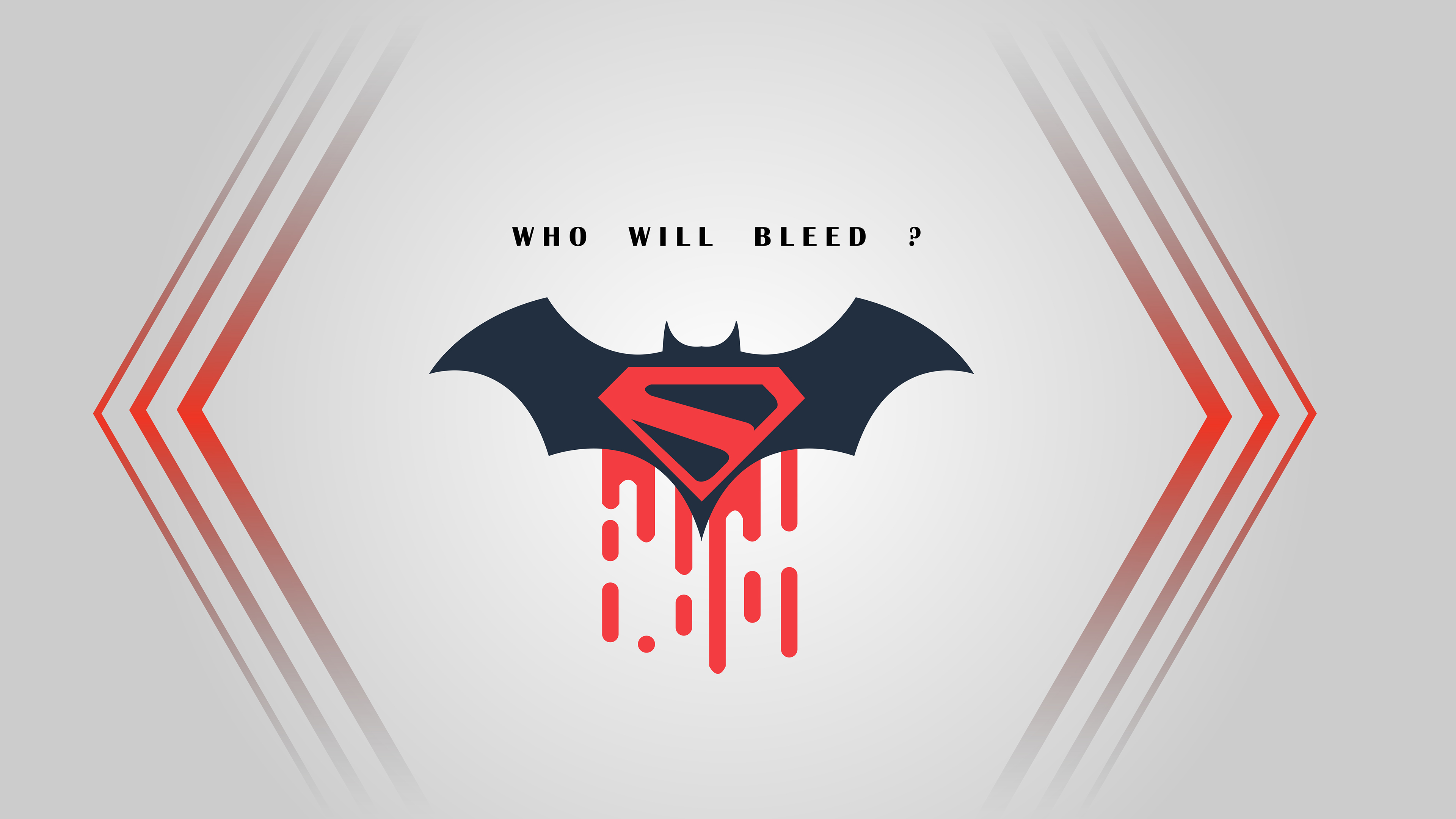 who will bleed 1565053069 - Who Will Bleed - superman wallpapers, superheroes wallpapers, logo wallpapers, hd-wallpapers, behance wallpapers, batman wallpapers, 4k-wallpapers