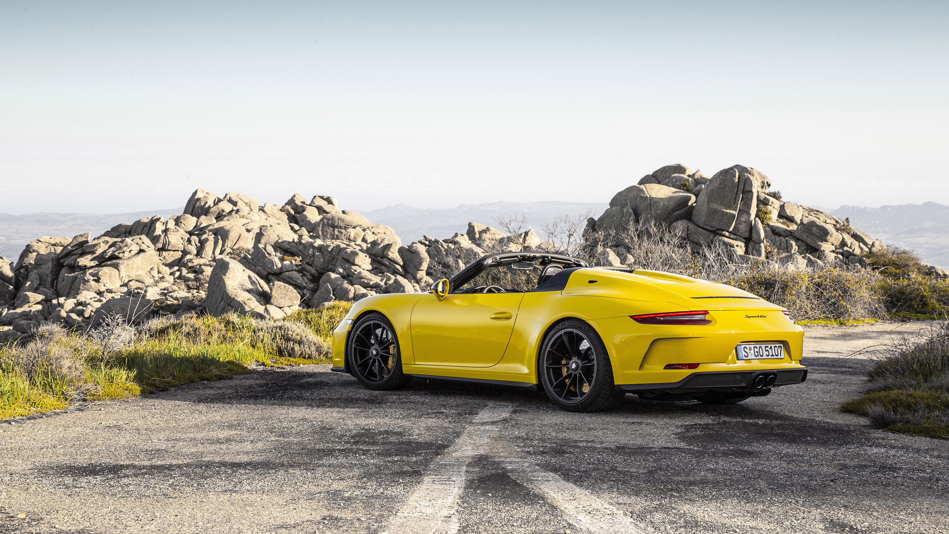 2019 porsche 911 speedster 1569188308 - 2019 Porsche 911 Speedster - porsche wallpapers, porsche 911 wallpapers, hd-wallpapers, cars wallpapers, 4k-wallpapers