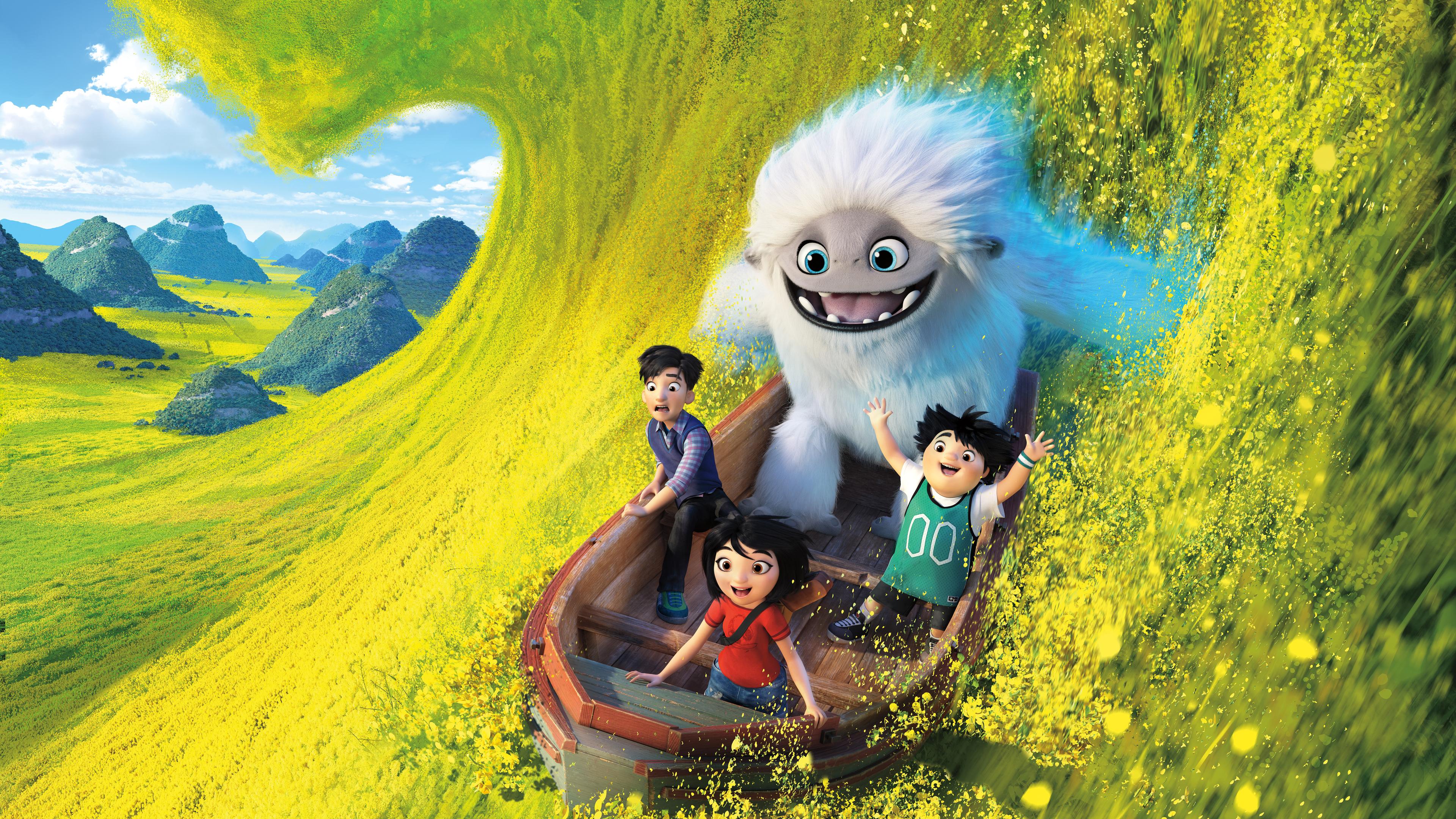 abominable 2019 animated movie 1569187393 - Abominable 2019 Animated Movie - hd-wallpapers, animated movies wallpapers, abominable wallpapers, 8k wallpapers, 5k wallpapers, 4k-wallpapers, 2019 movies wallpapers