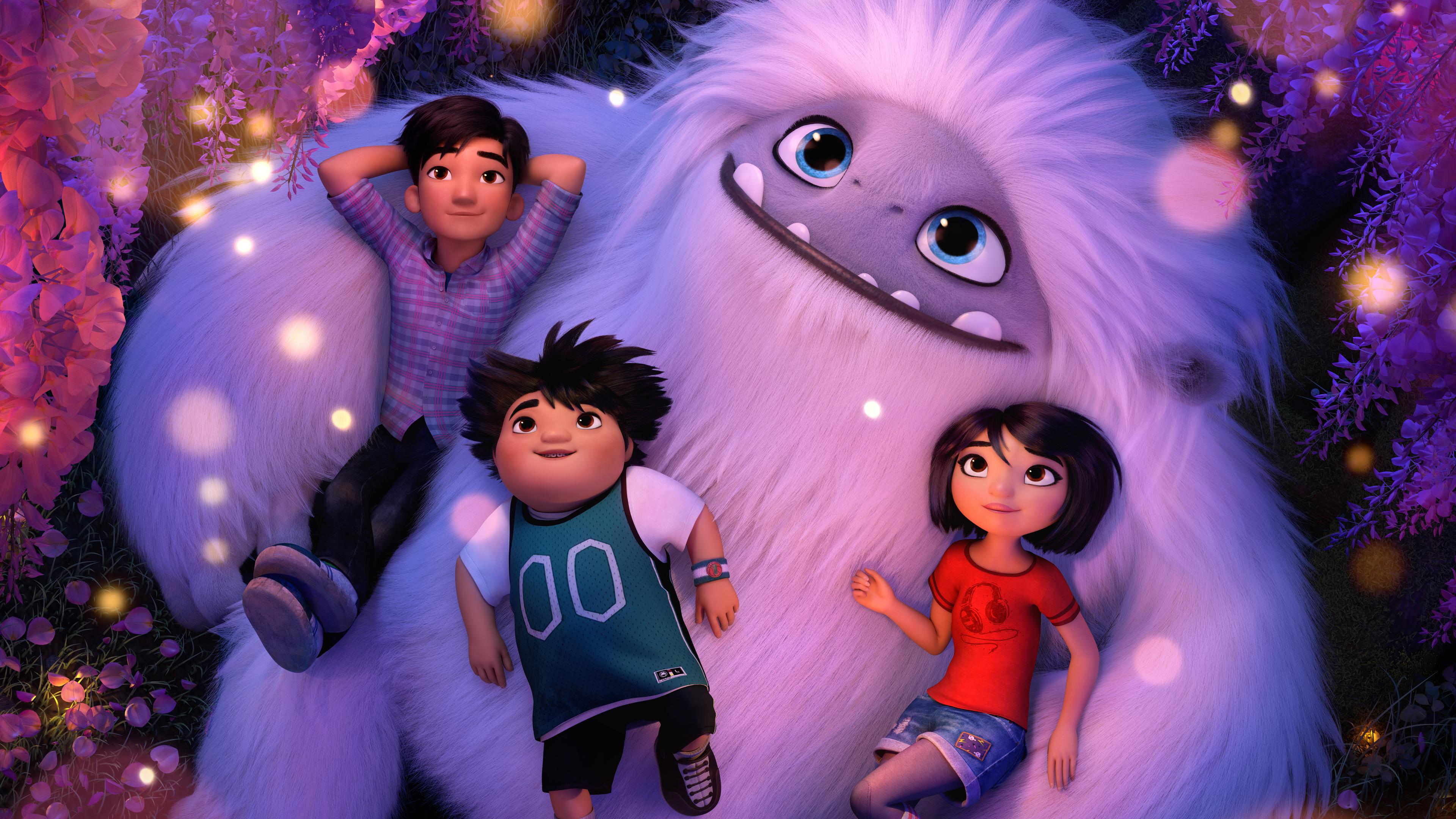 abominable animated movie 1569187393 - Abominable Animated Movie - hd-wallpapers, animated movies wallpapers, abominable wallpapers, 8k wallpapers, 5k wallpapers, 4k-wallpapers, 2019 movies wallpapers