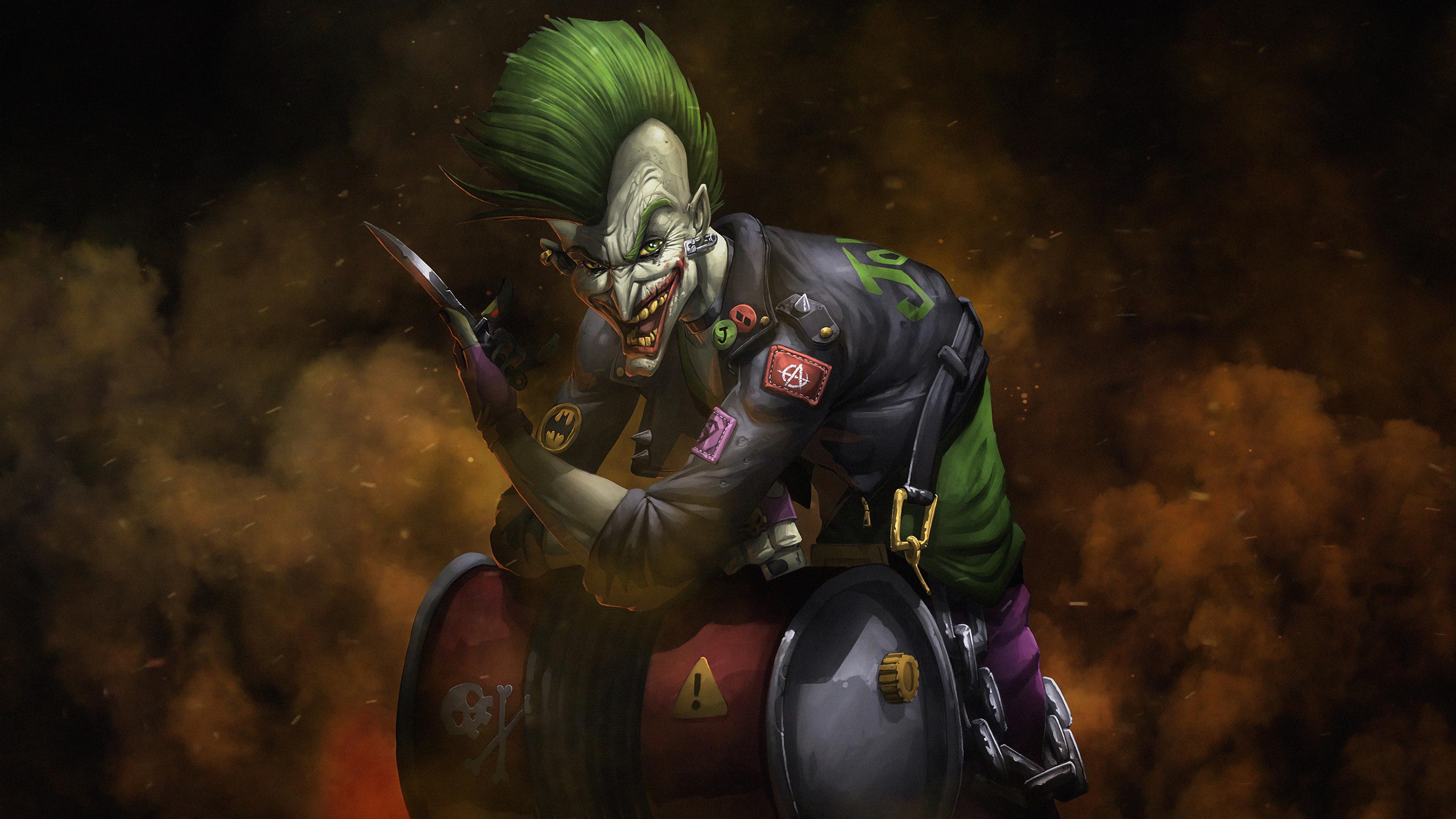 bad joker 1568054729 - Bad Joker - supervillain wallpapers, joker wallpapers, hd-wallpapers, 5k wallpapers, 4k-wallpapers
