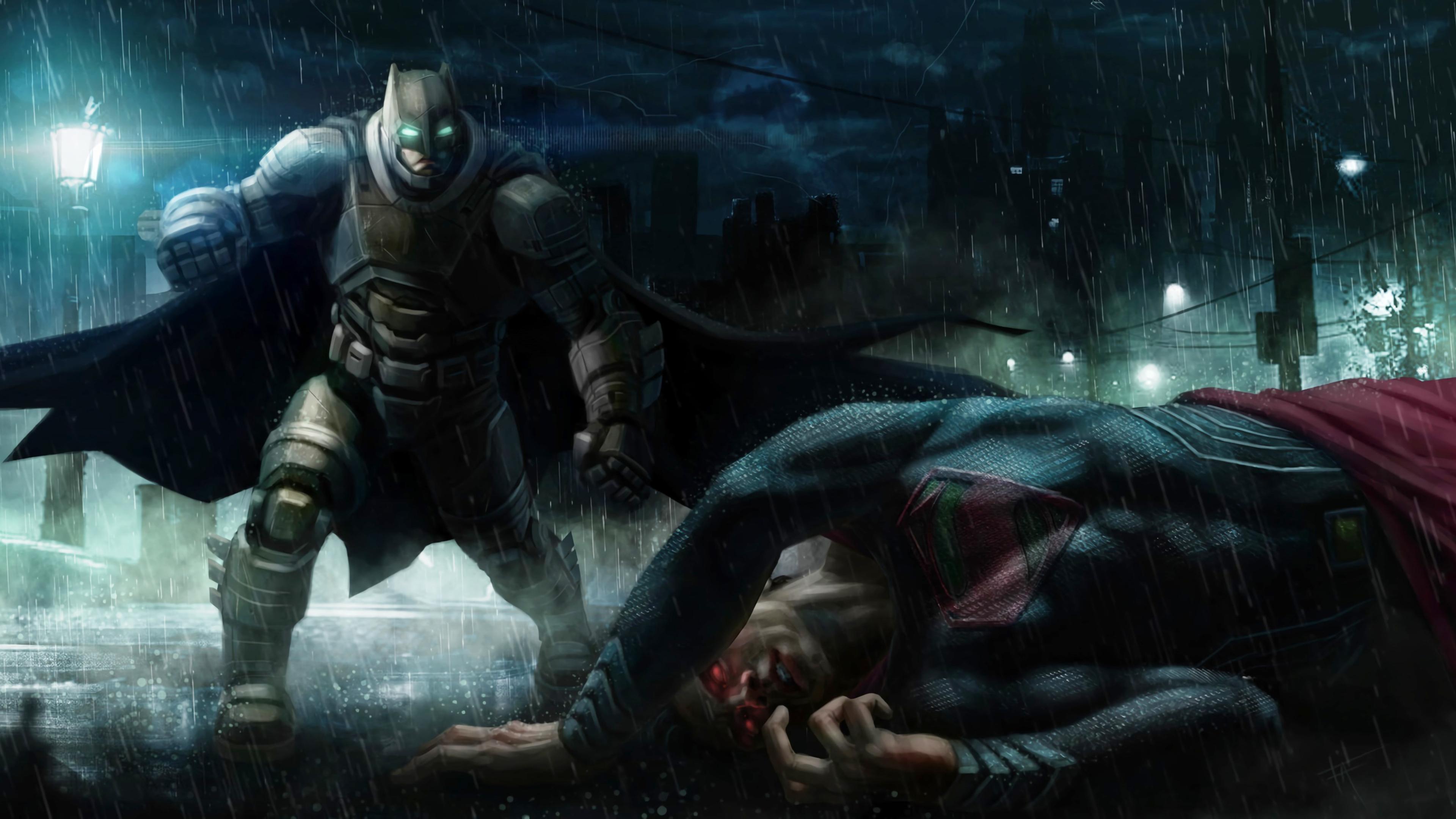 batman kills superman 1568054840 - Batman Kills Superman - superman wallpapers, superheroes wallpapers, hd-wallpapers, digital art wallpapers, batman wallpapers, artwork wallpapers, 4k-wallpapers