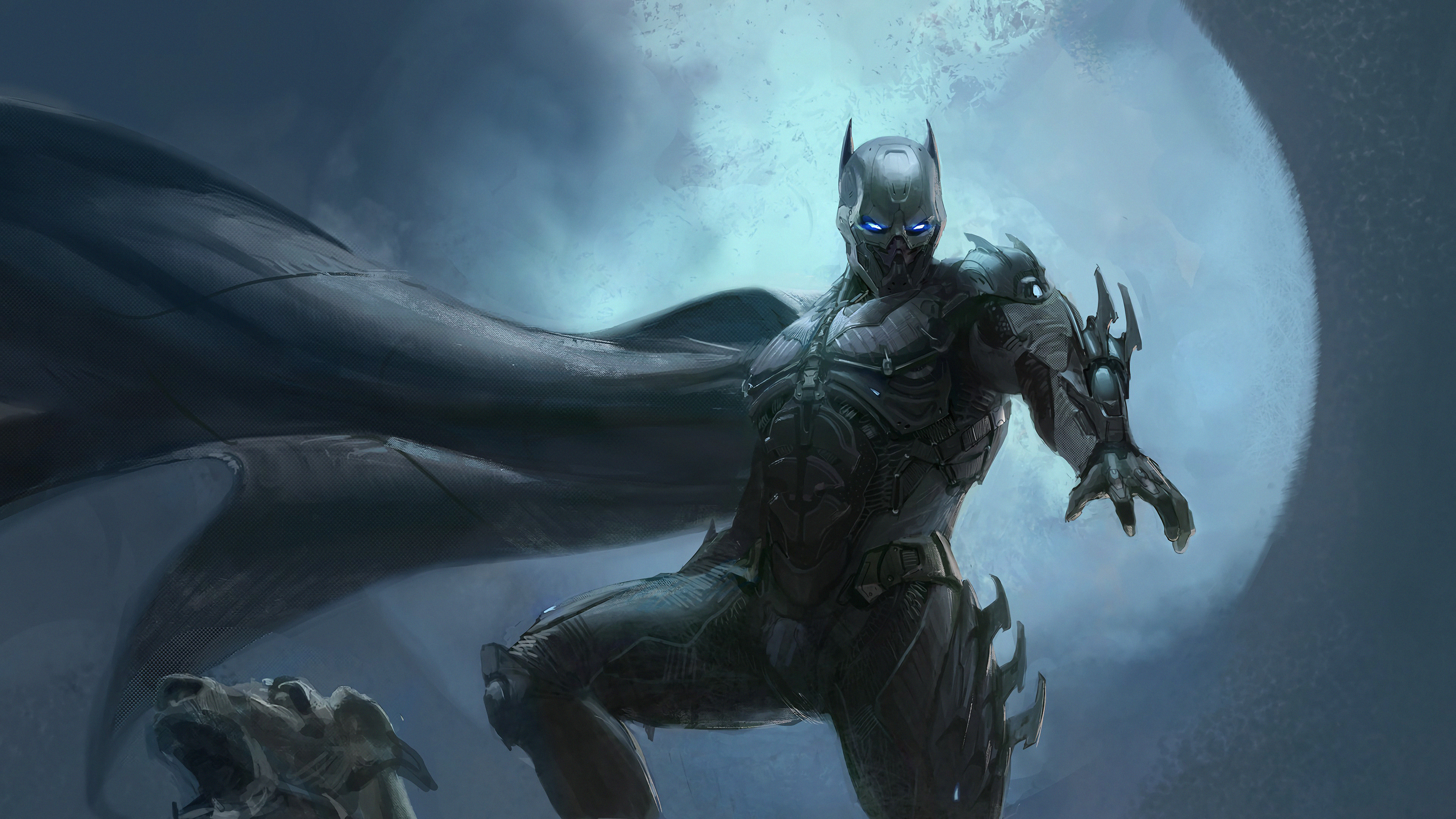 batman kinght 1568055374 - Batman Kinght - superheroes wallpapers, hd-wallpapers, digital art wallpapers, deviantart wallpapers, batman wallpapers, artwork wallpapers, 4k-wallpapers