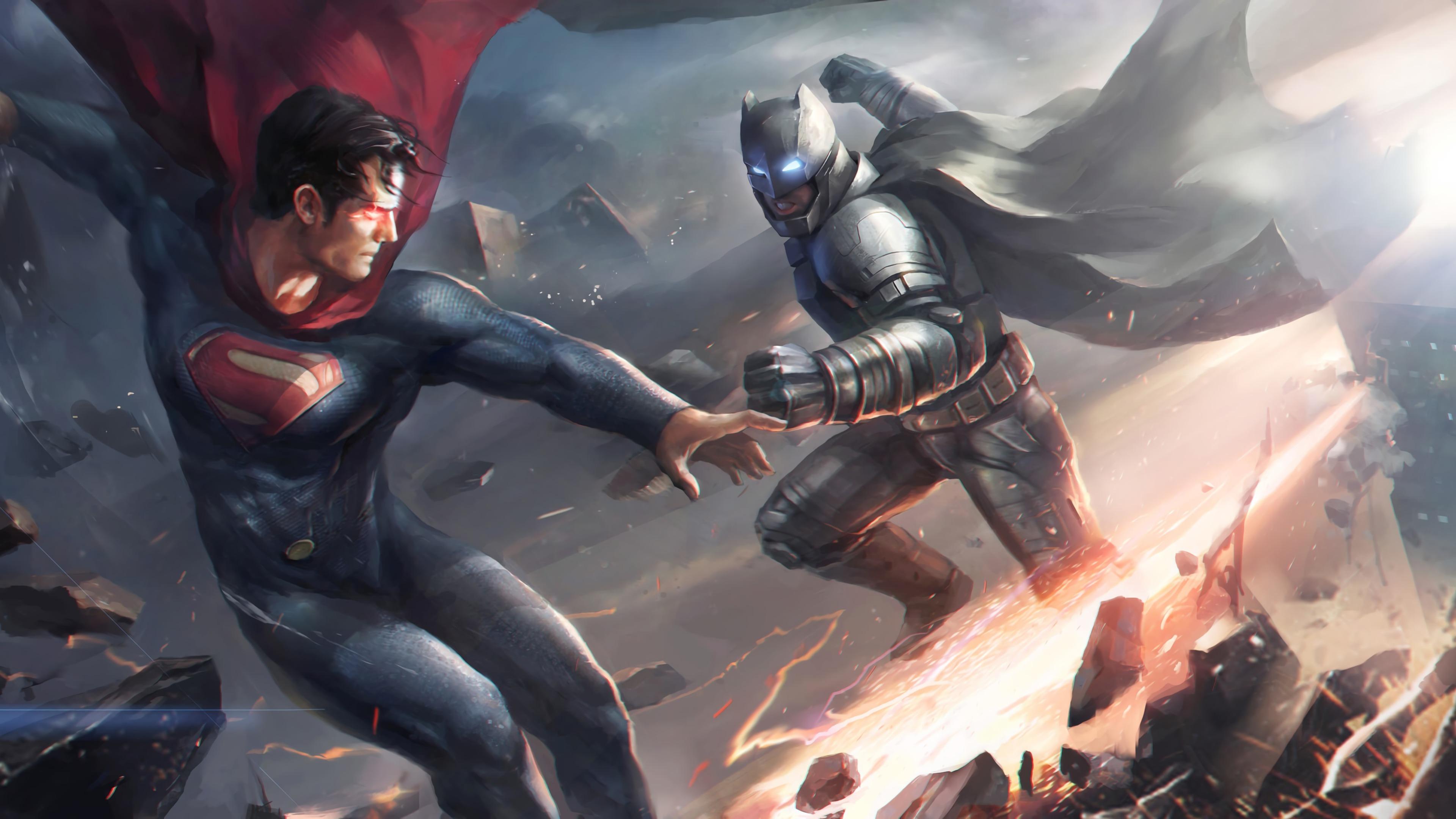 batman v superman arts 1568054752 - Batman V Superman Arts - superman wallpapers, superheroes wallpapers, hd-wallpapers, digital art wallpapers, batman wallpapers, artwork wallpapers, artstation wallpapers