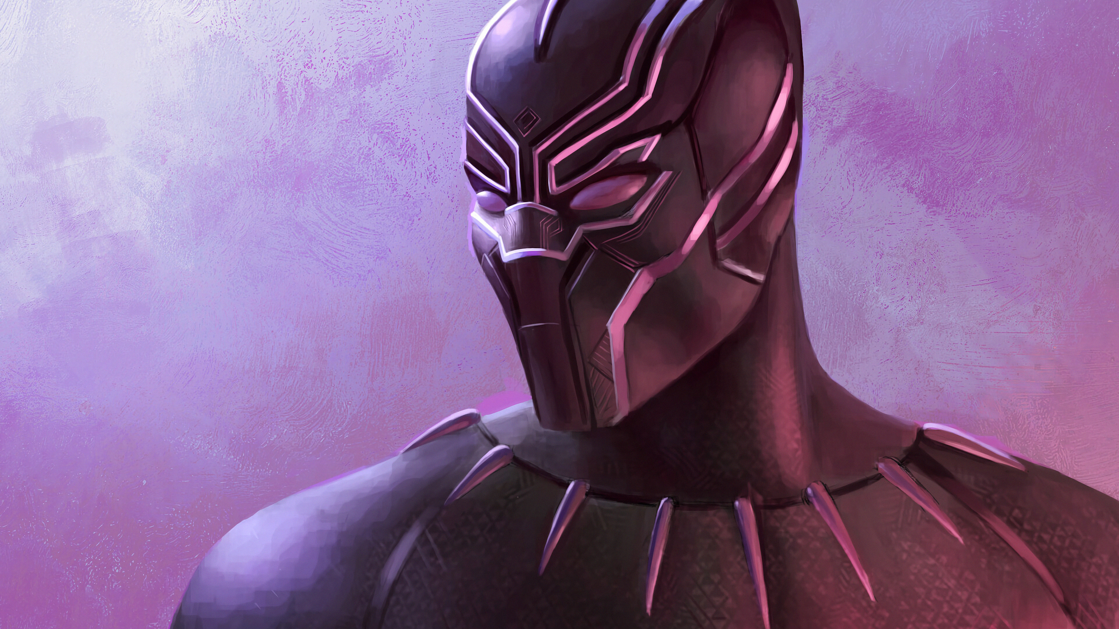 Wallpaper 4k Black Panther Art 4k Wallpapers Artwork Wallpapers Black Panther Wallpapers Hd Wallpapers Superheroes Wallpapers