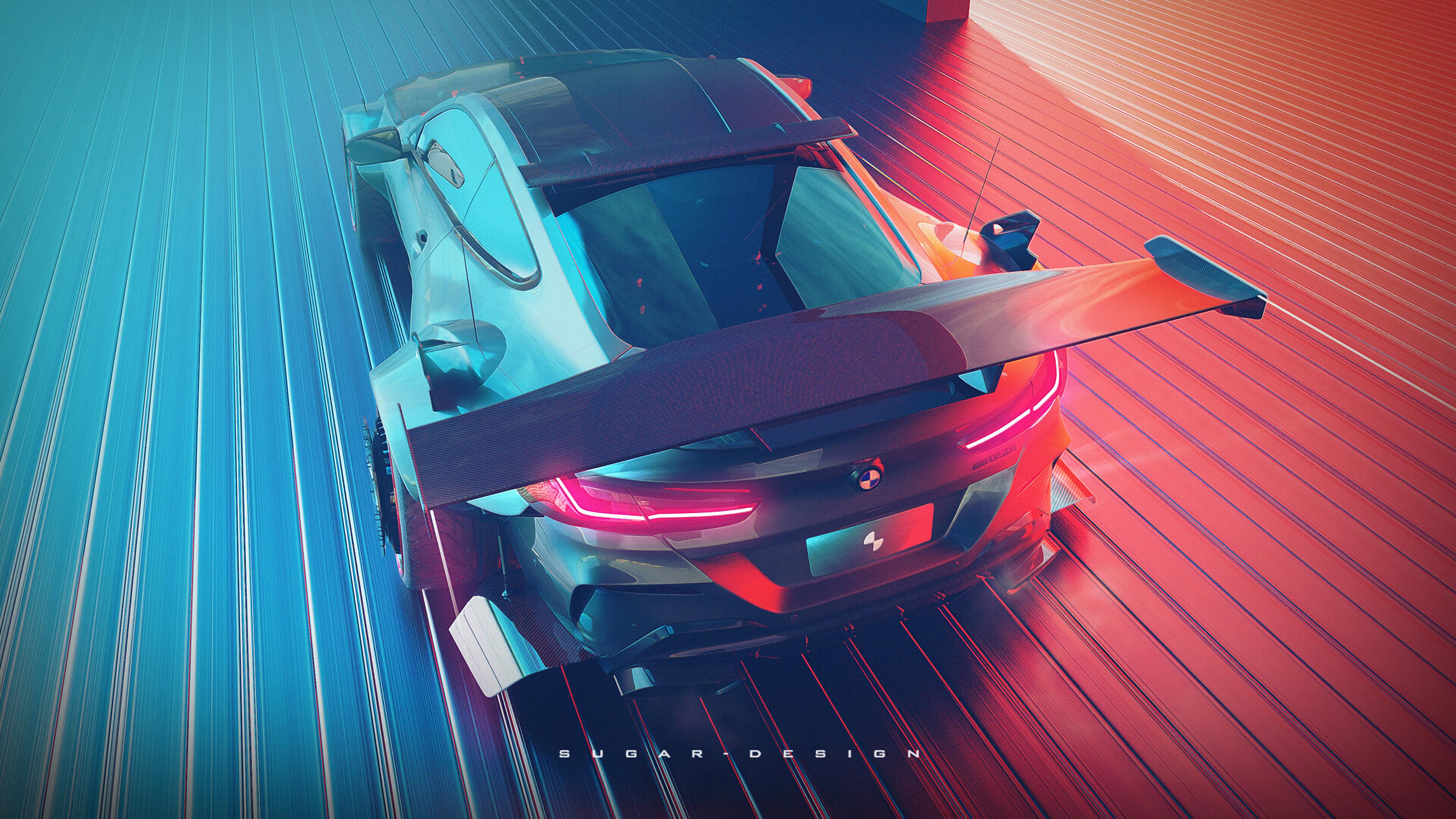 bmw m850 digital art 1569189347 - BMW M850 Digital Art - hd-wallpapers, digital art wallpapers, cars wallpapers, bmw wallpapers, artwork wallpapers, artstation wallpapers, artist wallpapers, 4k-wallpapers