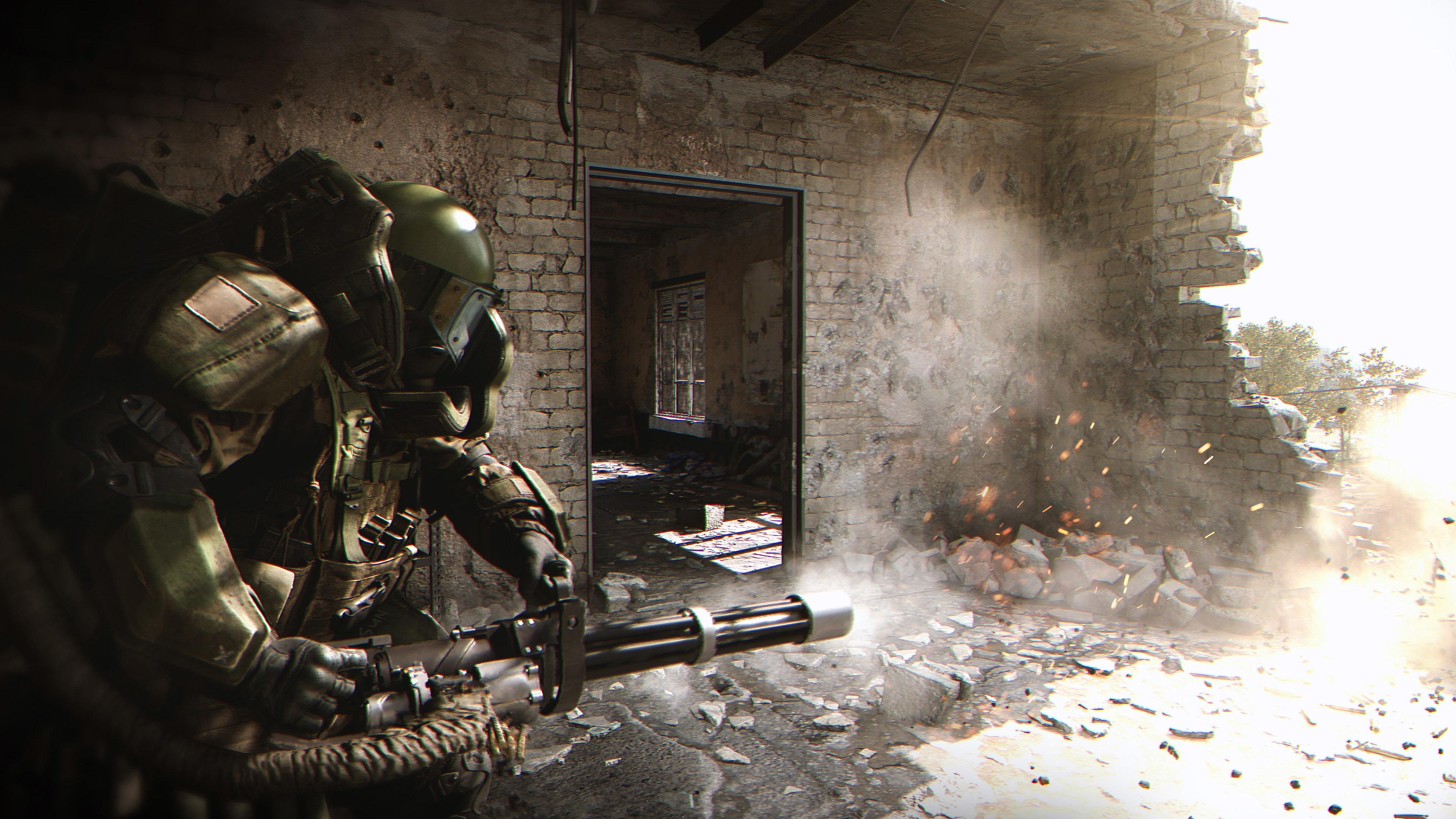 Wallpaper 4k Call Of Duty Modern Warfare 2019 4k Wallpapers