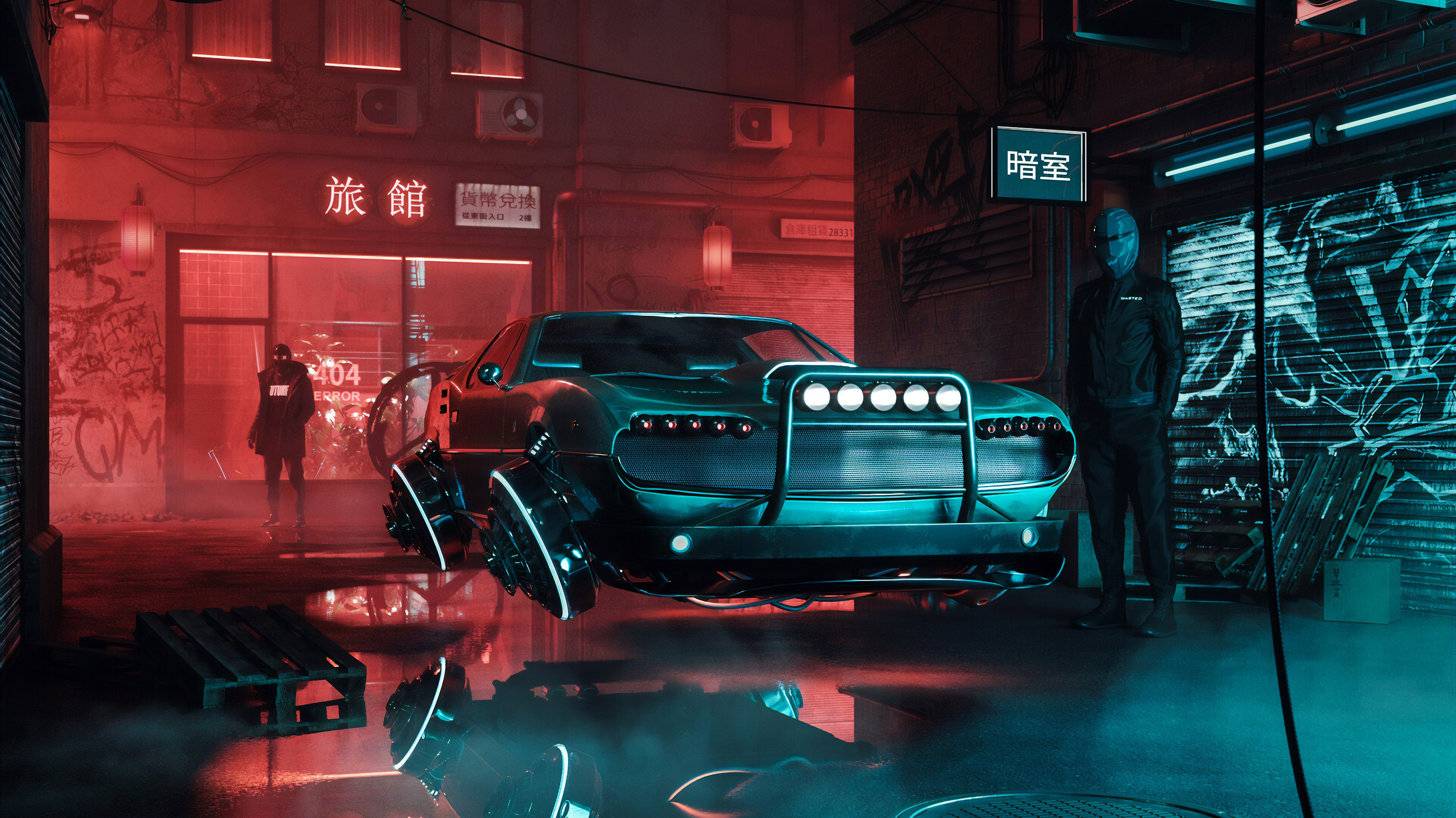 cyber cars 1569188367 - Cyber Cars - hd-wallpapers, digital art wallpapers, cyberpunk wallpapers, cars wallpapers, artwork wallpapers, artstation wallpapers, artist wallpapers, 4k-wallpapers
