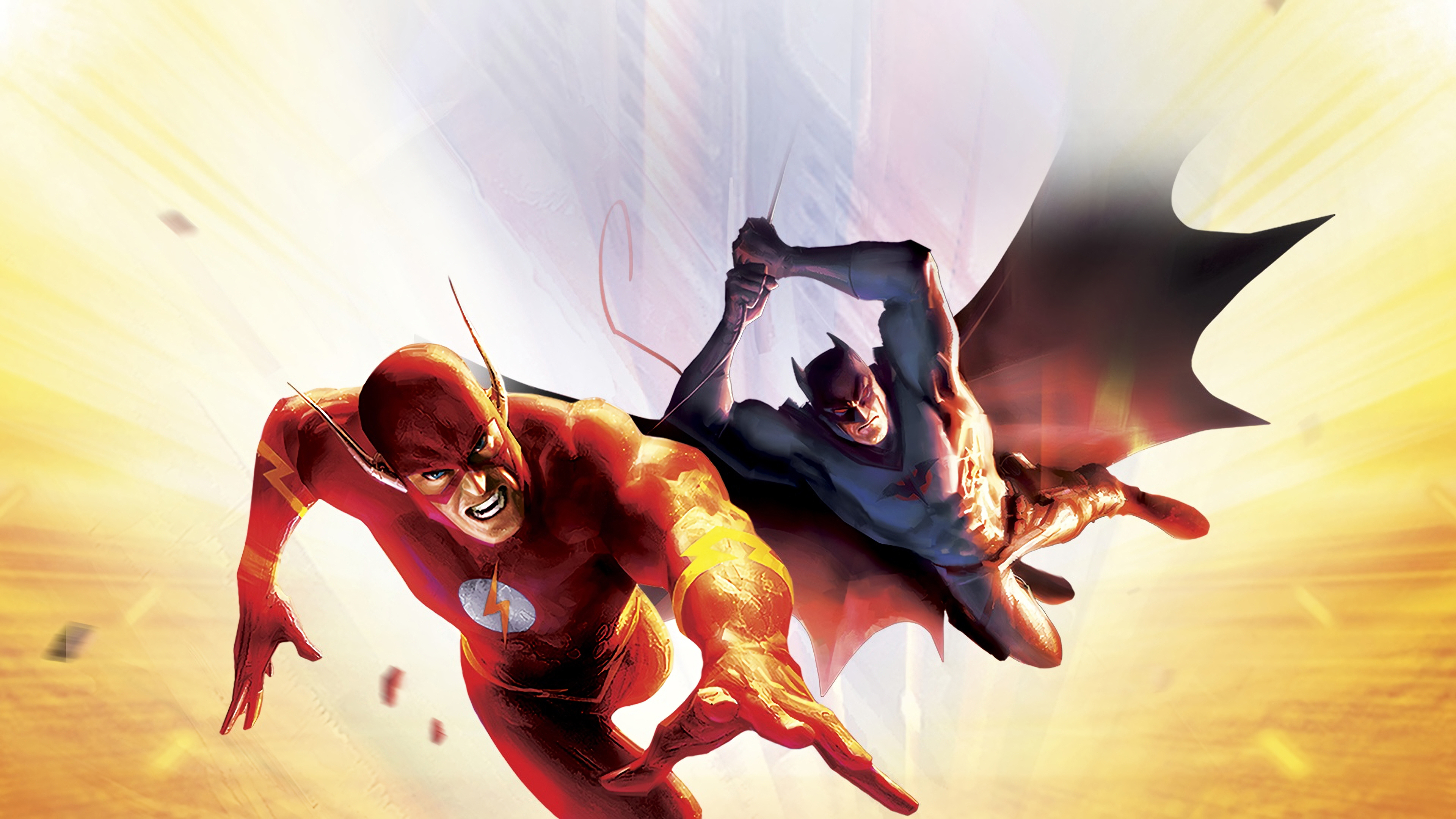 flash point 1569186524 - Flash Point - superheroes wallpapers, hd-wallpapers, flash wallpapers, batman wallpapers, 4k-wallpapers