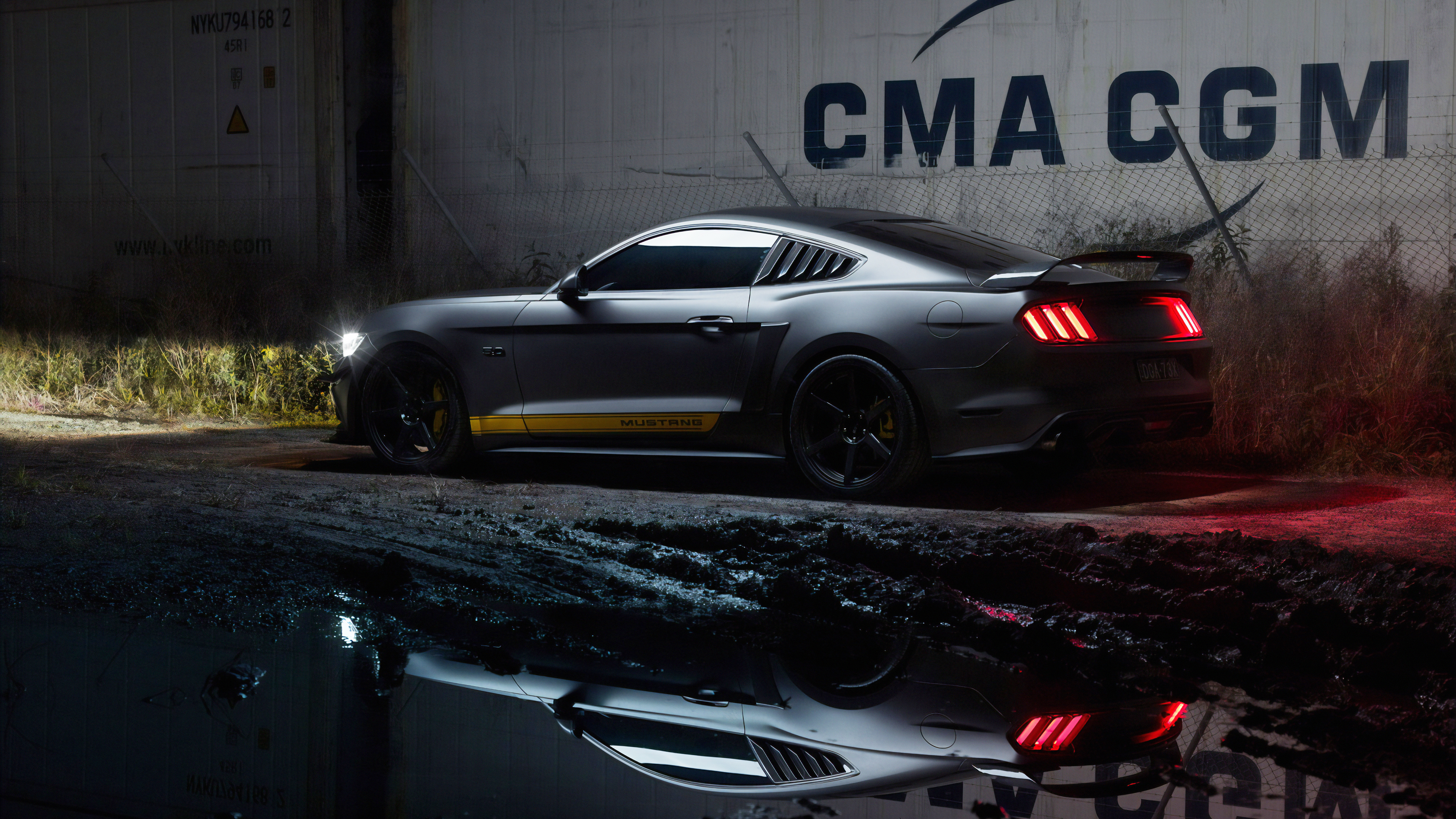ford mustang in mud 1569188393 - Ford Mustang In Mud - hd-wallpapers, ford wallpapers, ford mustang wallpapers, cars wallpapers, behance wallpapers, 4k-wallpapers, 2019 cars wallpapers