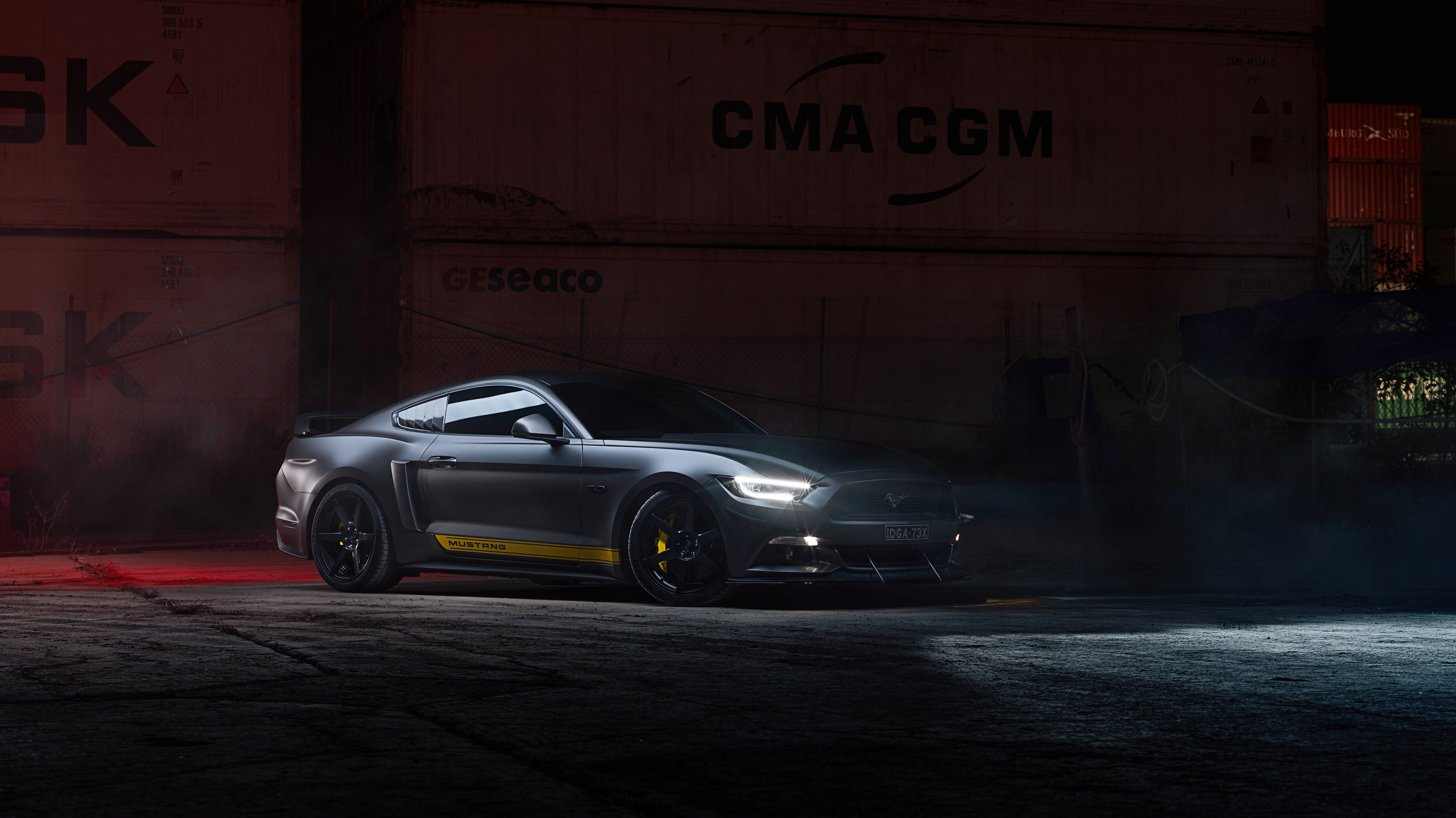 ford mustang new 1569188391 - Ford Mustang New - hd-wallpapers, ford wallpapers, ford mustang wallpapers, cars wallpapers, behance wallpapers, 4k-wallpapers, 2019 cars wallpapers