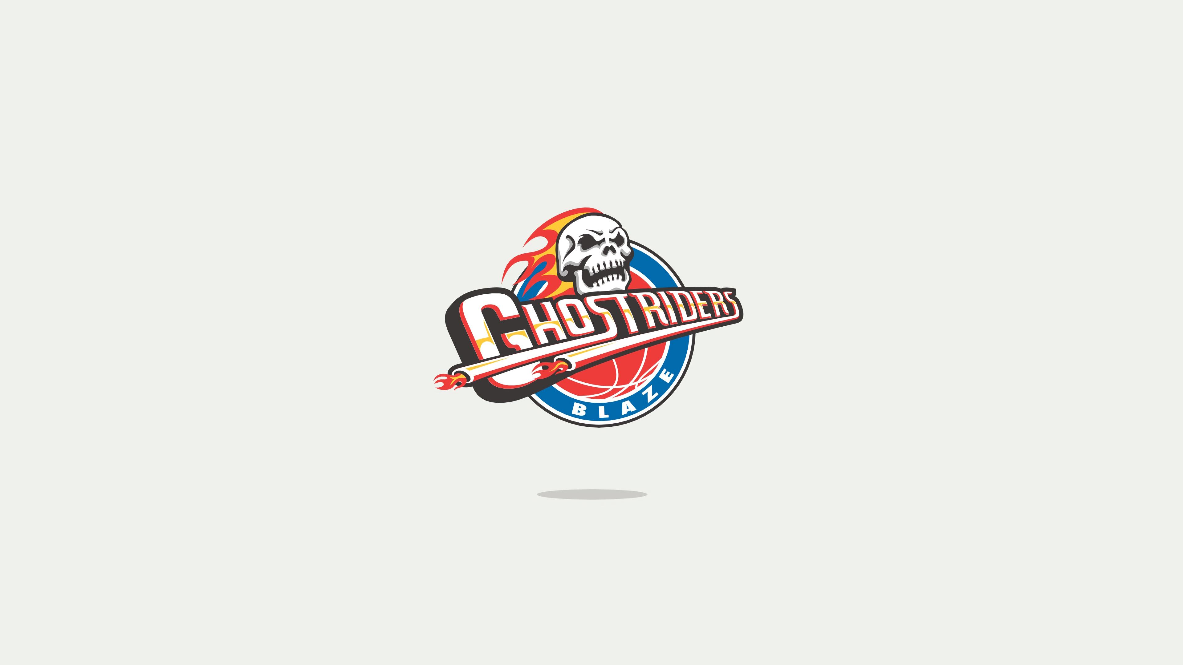ghost rider minimal logo 1568055507 - Ghost Rider Minimal Logo - superheroes wallpapers, minimalist wallpapers, minimalism wallpapers, hd-wallpapers, ghost rider wallpapers, behance wallpapers, 4k-wallpapers