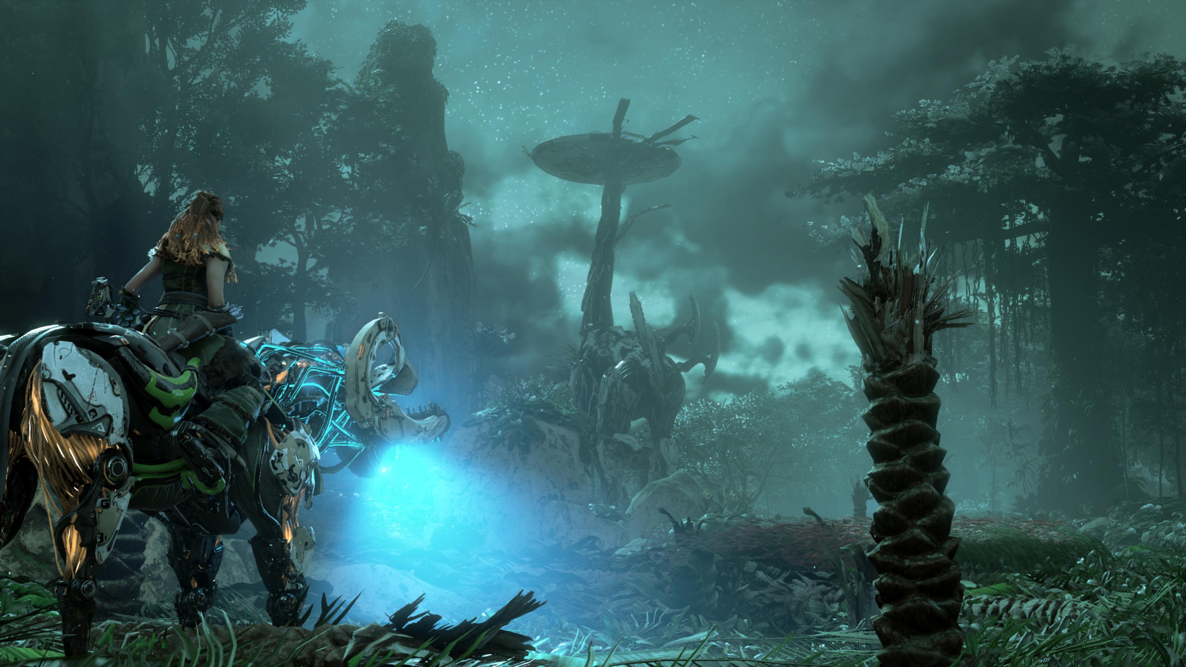 Wallpaper 4k Horizon Zero Dawn Video Game 2019 2019 Games