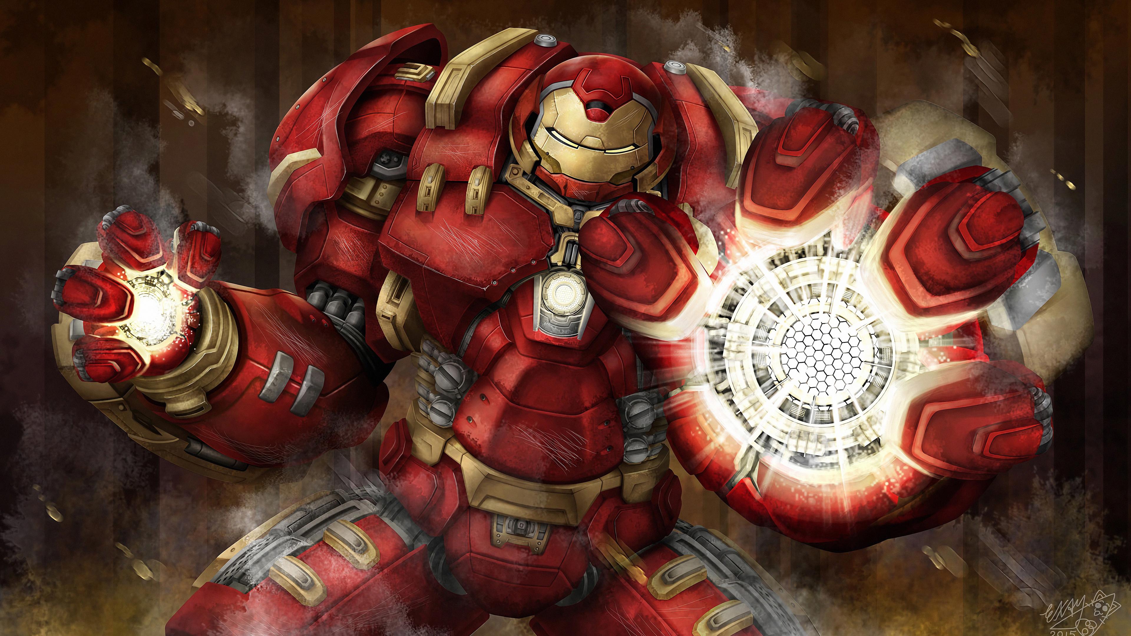 iron hulkbuster art 1568055123 - Iron Hulkbuster Art - superheroes wallpapers, pixiv wallpapers, hulkbuster wallpapers, hd-wallpapers, artwork wallpapers, 4k-wallpapers