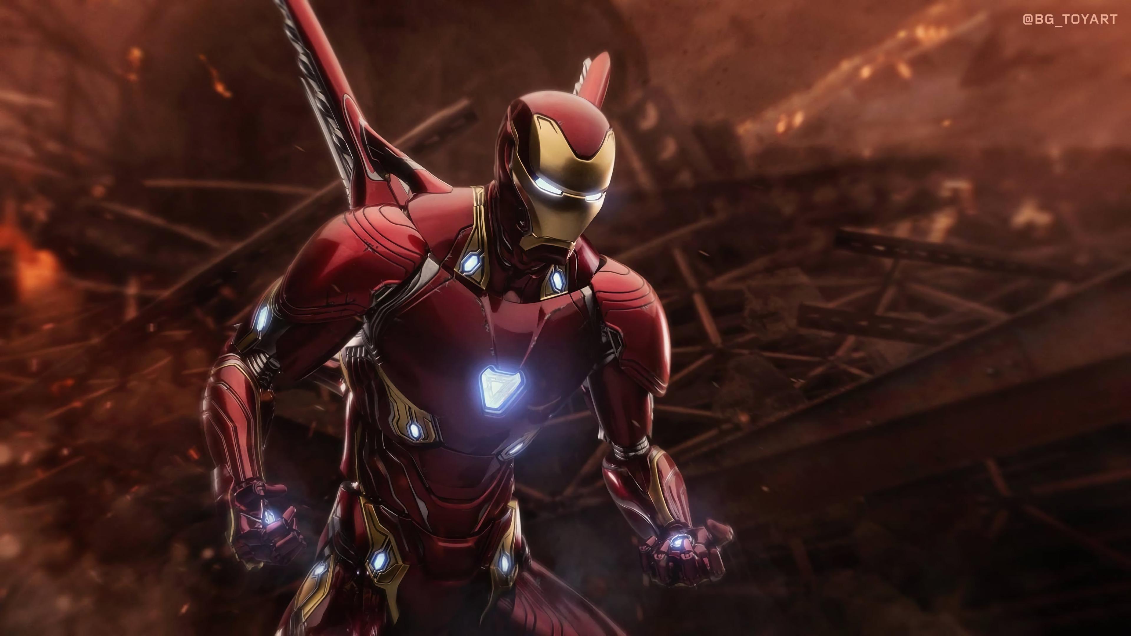 iron man 2019 1568054828 - Iron Man 2019 - superheroes wallpapers, iron man wallpapers, hd-wallpapers, digital art wallpapers, artwork wallpapers, 4k-wallpapers