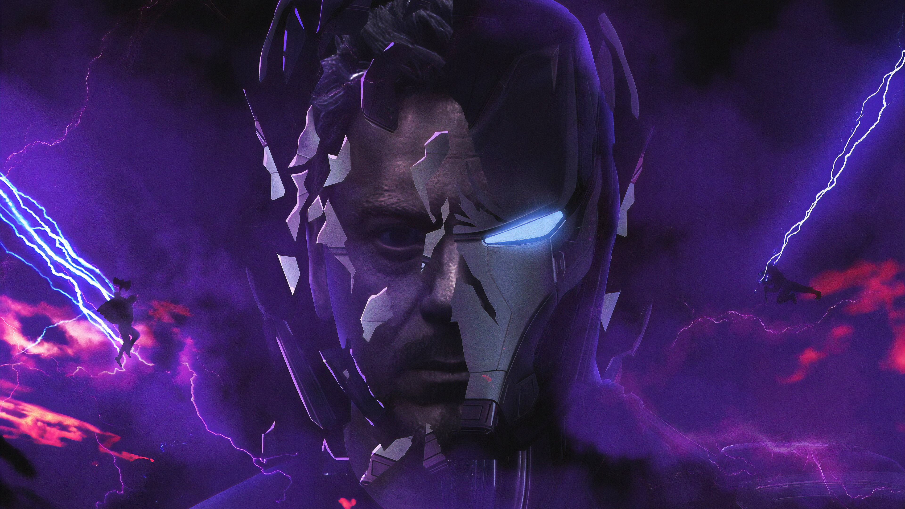 iron man 4k avengers end game 1568054103 - Iron Man 4k Avengers End Game - superheroes wallpapers, iron man wallpapers, hd-wallpapers, digital art wallpapers, artwork wallpapers, artstation wallpapers, 4k-wallpapers