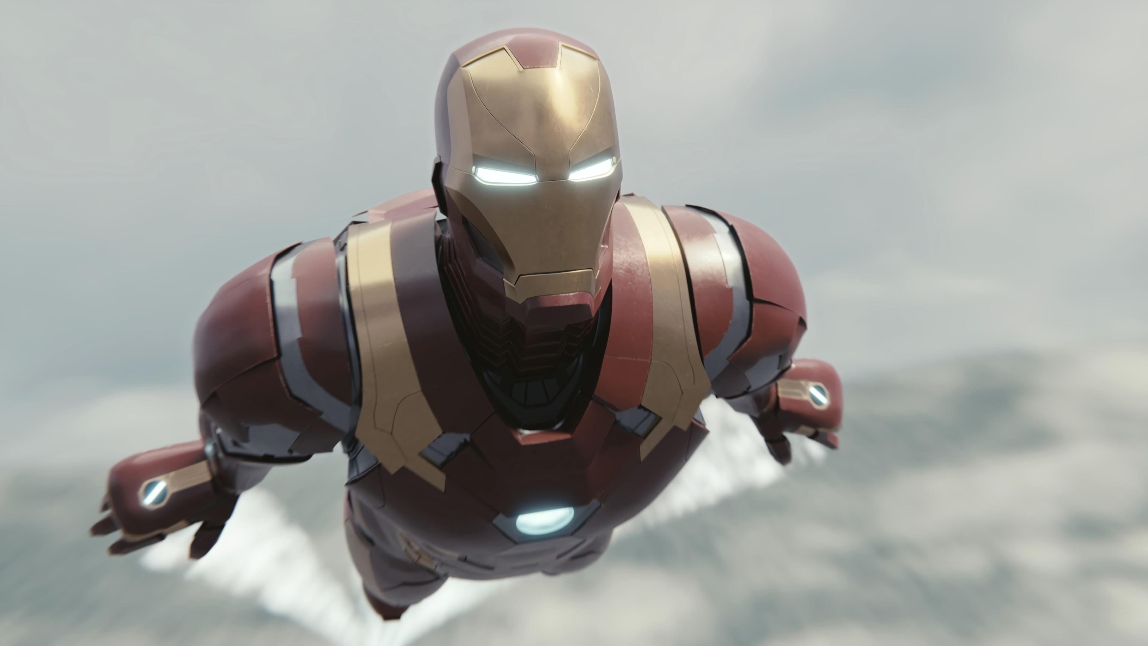 iron man cgi 2019 1568054364 - Iron Man Cgi 2019 - superheroes wallpapers, iron man wallpapers, hd-wallpapers, digital art wallpapers, artwork wallpapers, artstation wallpapers, 4k-wallpapers