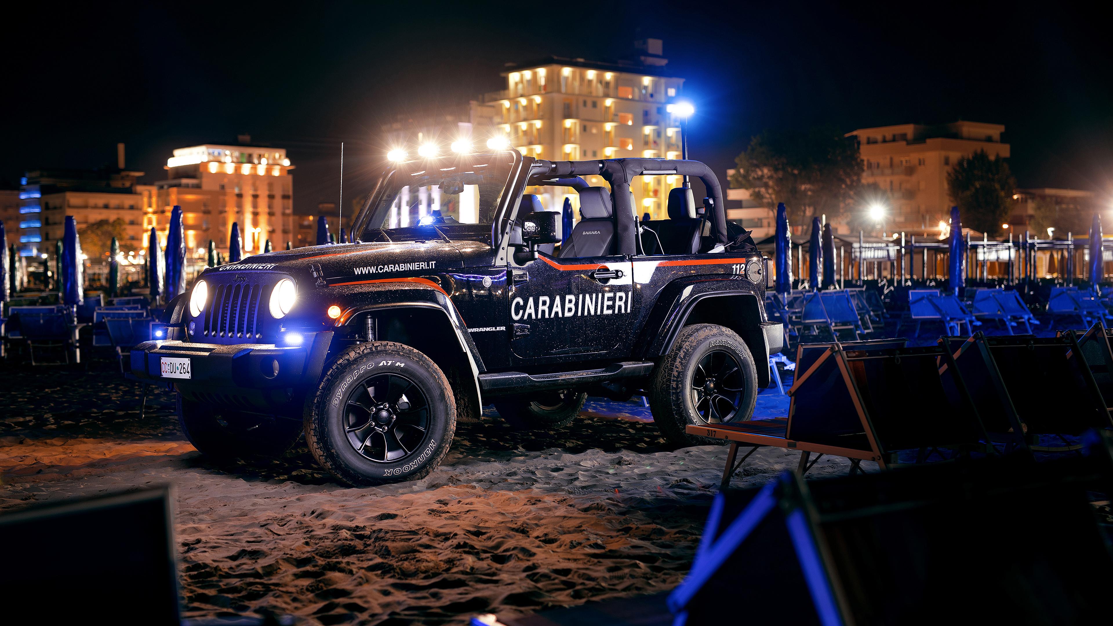 jeep wrangler carabinieri 1569189749 - Jeep Wrangler Carabinieri - jeep wallpapers, hd-wallpapers, cars wallpapers, 4k-wallpapers