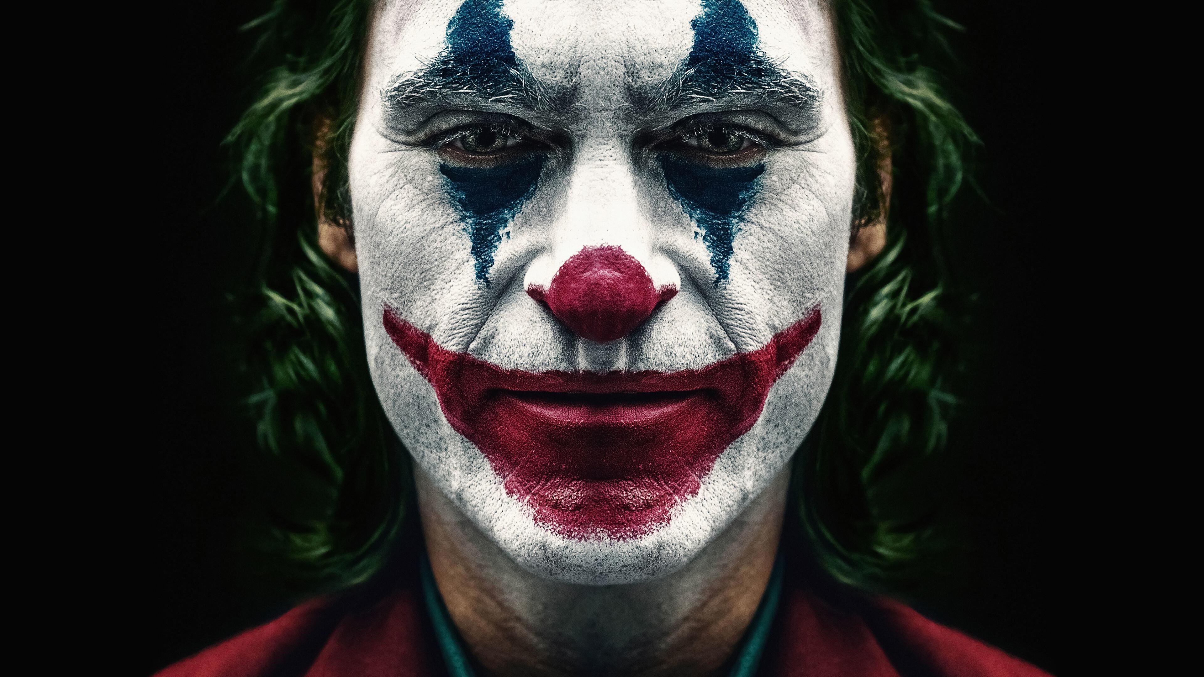 joker 2019 joaquin phoenix clown 1569187506 - Joker 2019 Joaquin Phoenix Clown - movies wallpapers, joker wallpapers, joker movie wallpapers, joaquin phoenix wallpapers, hd-wallpapers, 4k-wallpapers, 2019 movies wallpapers