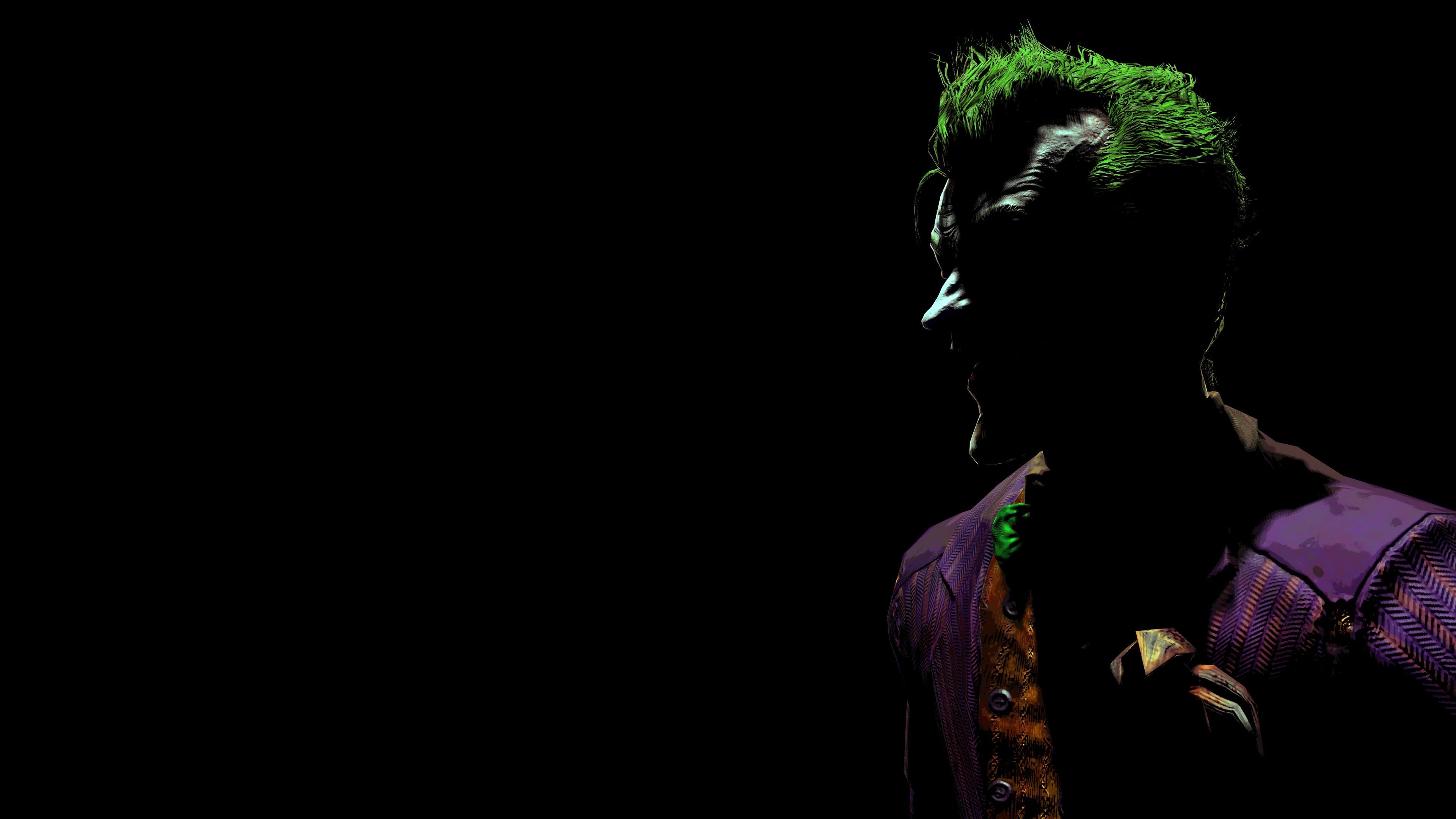 joker batman arkham asylum 1568054740 - Joker Batman Arkham Asylum - superheroes wallpapers, joker wallpapers, hd-wallpapers, digital art wallpapers, artwork wallpapers, artist wallpapers, 4k-wallpapers