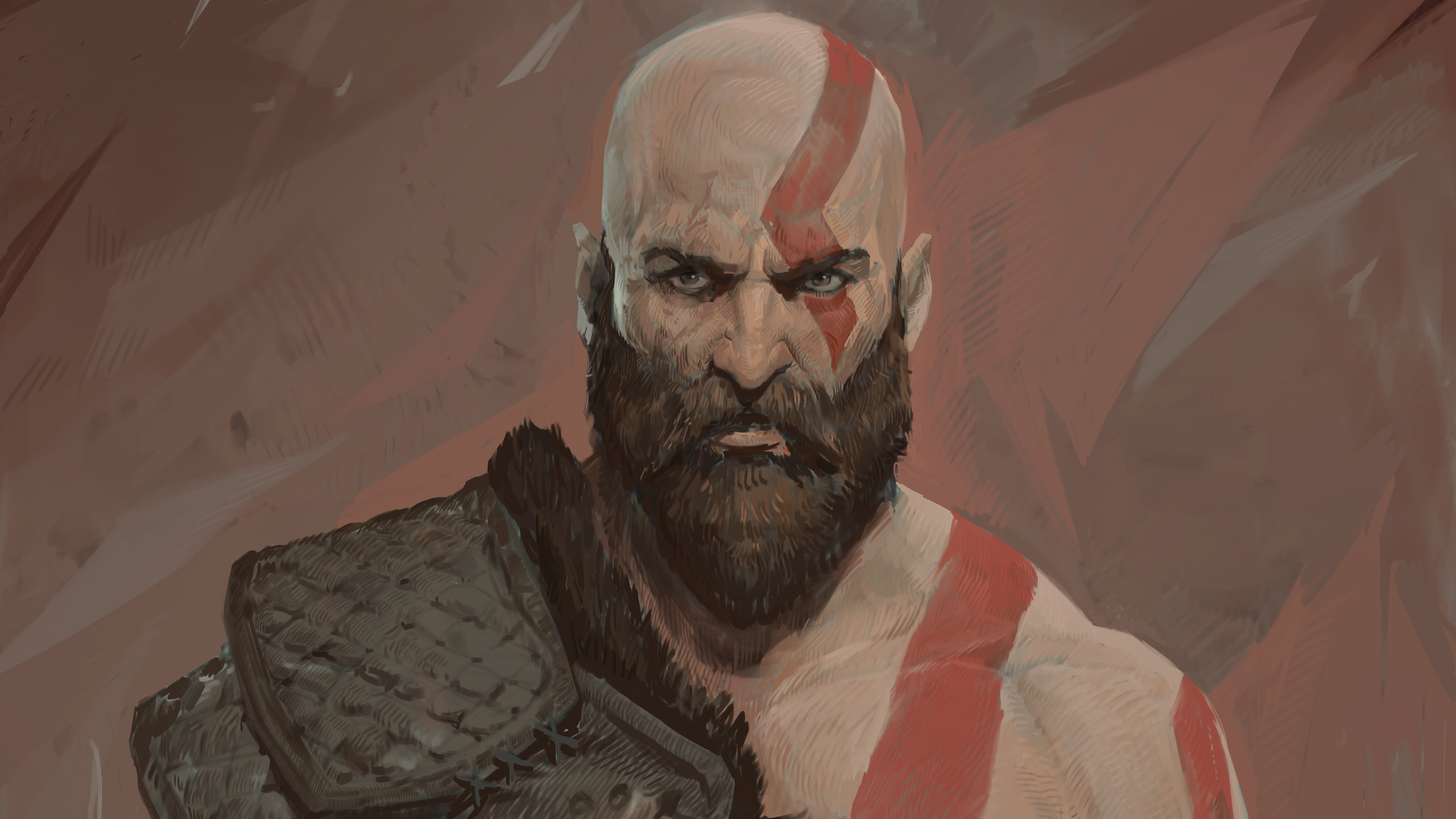 kratos artwork 1568056191 - Kratos Artwork - kratos wallpapers, hd-wallpapers, games wallpapers, deviantart wallpapers, artwork wallpapers, 5k wallpapers, 4k-wallpapers