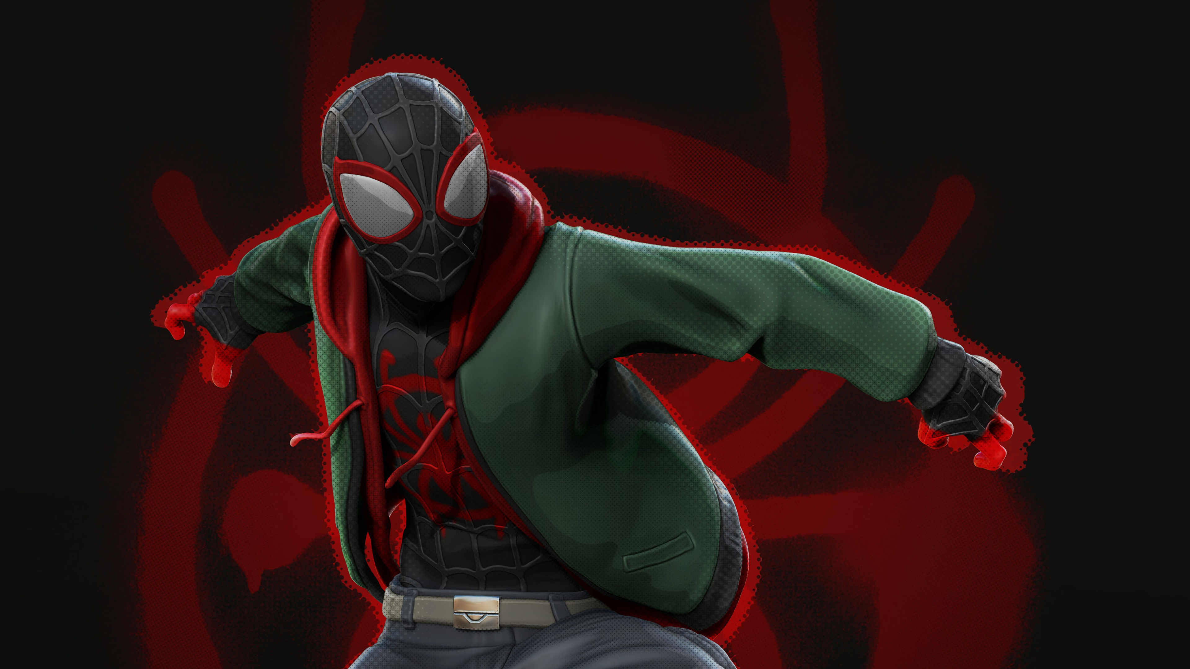 miles morales spiderman 1568054990 - Miles Morales Spiderman - superheroes wallpapers, spiderman wallpapers, hd-wallpapers, digital art wallpapers, deviantart wallpapers, artwork wallpapers, art wallpapers, 4k-wallpapers
