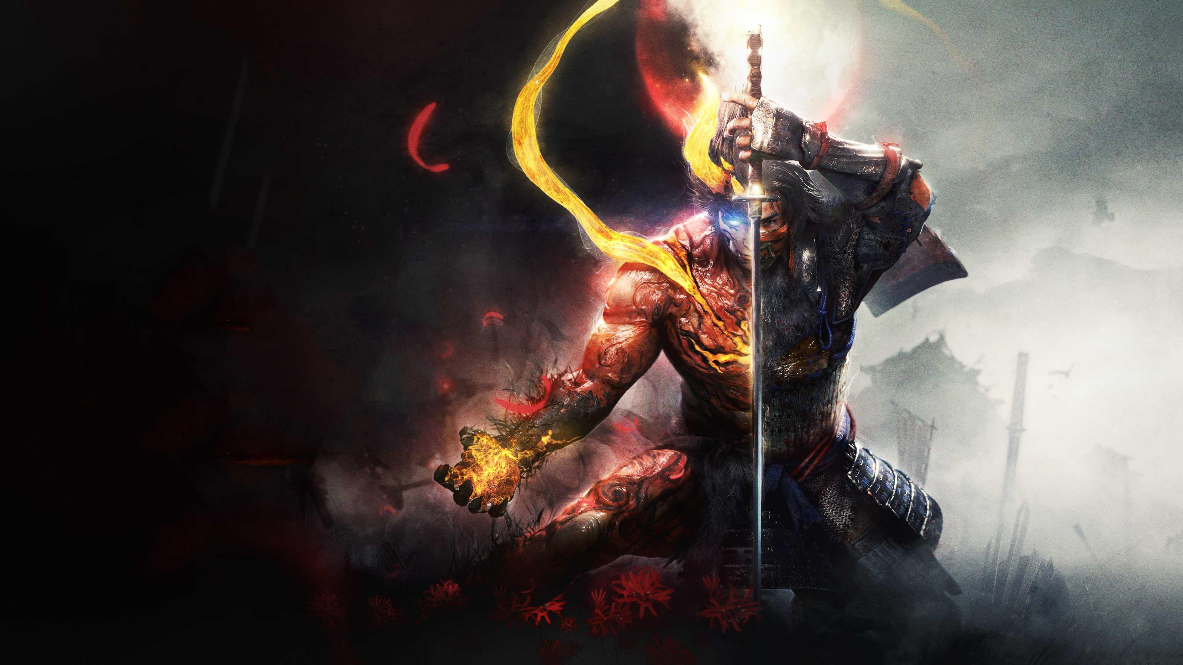 nioh 2 key art 1568057384 - Nioh 2 Key Art - nioh wallpapers, nioh 2 wallpapers, hd-wallpapers, games wallpapers, 4k-wallpapers, 2019 games wallpapers