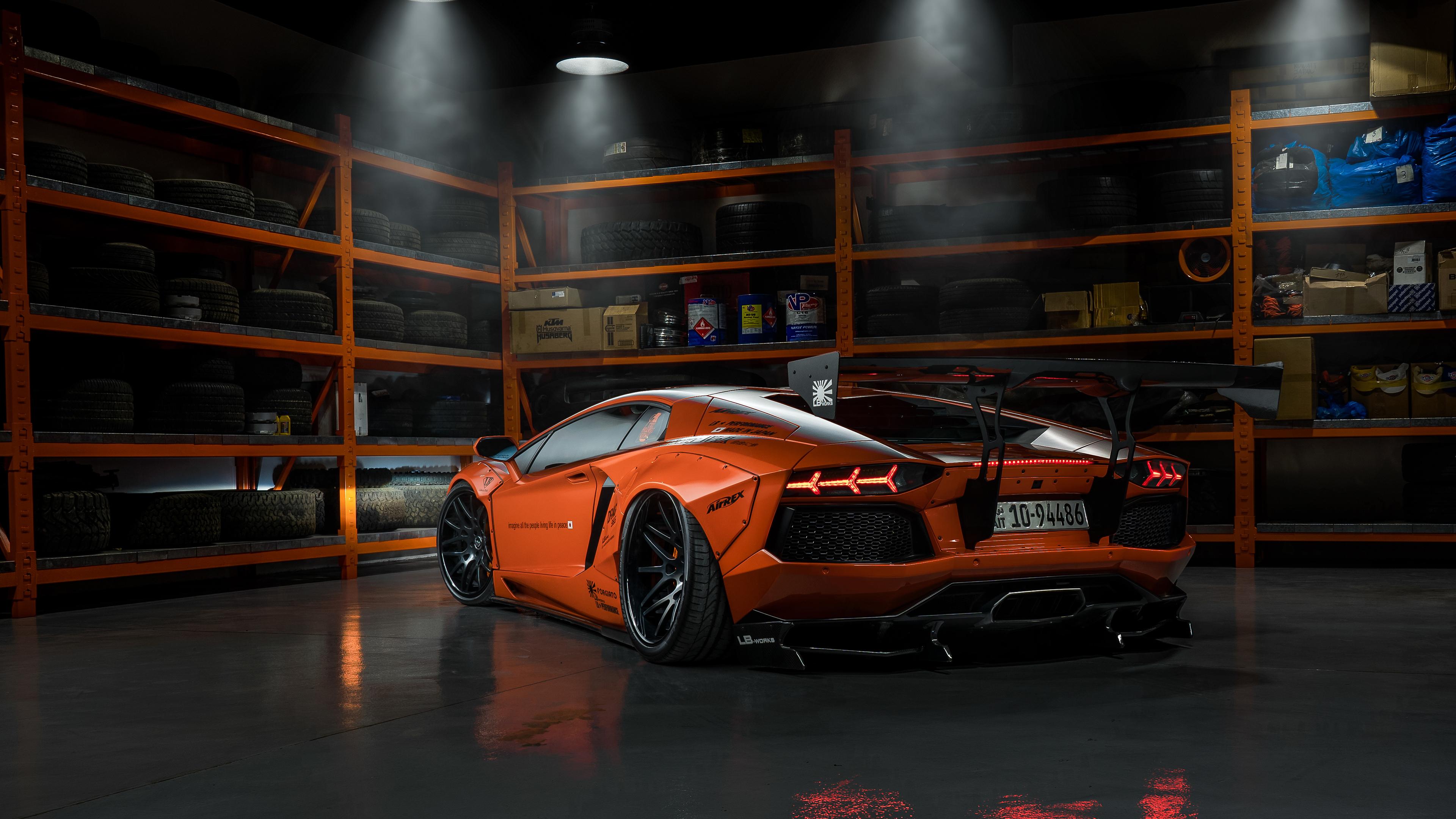 orange lamborghini 2019 1569188477 - Orange Lamborghini 2019 - lamborghini wallpapers, lamborghini huracan wallpapers, hd-wallpapers, cars wallpapers, behance wallpapers, 4k-wallpapers