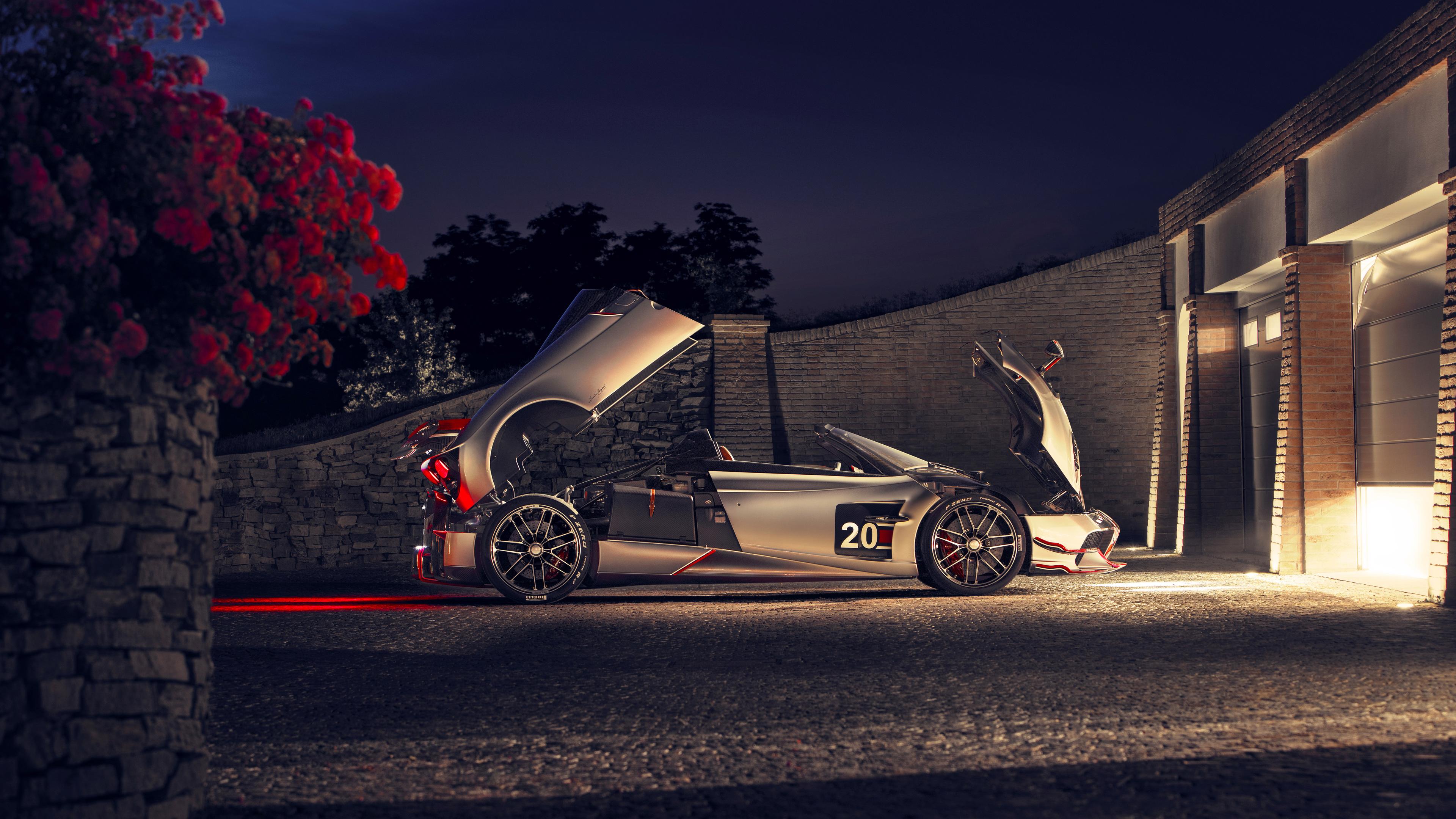 pagani huayra roadster bc 2019 1569188489 - Pagani Huayra Roadster BC 2019 - pagani huayra wallpapers, hd-wallpapers, cars wallpapers, 8k wallpapers, 5k wallpapers, 4k-wallpapers