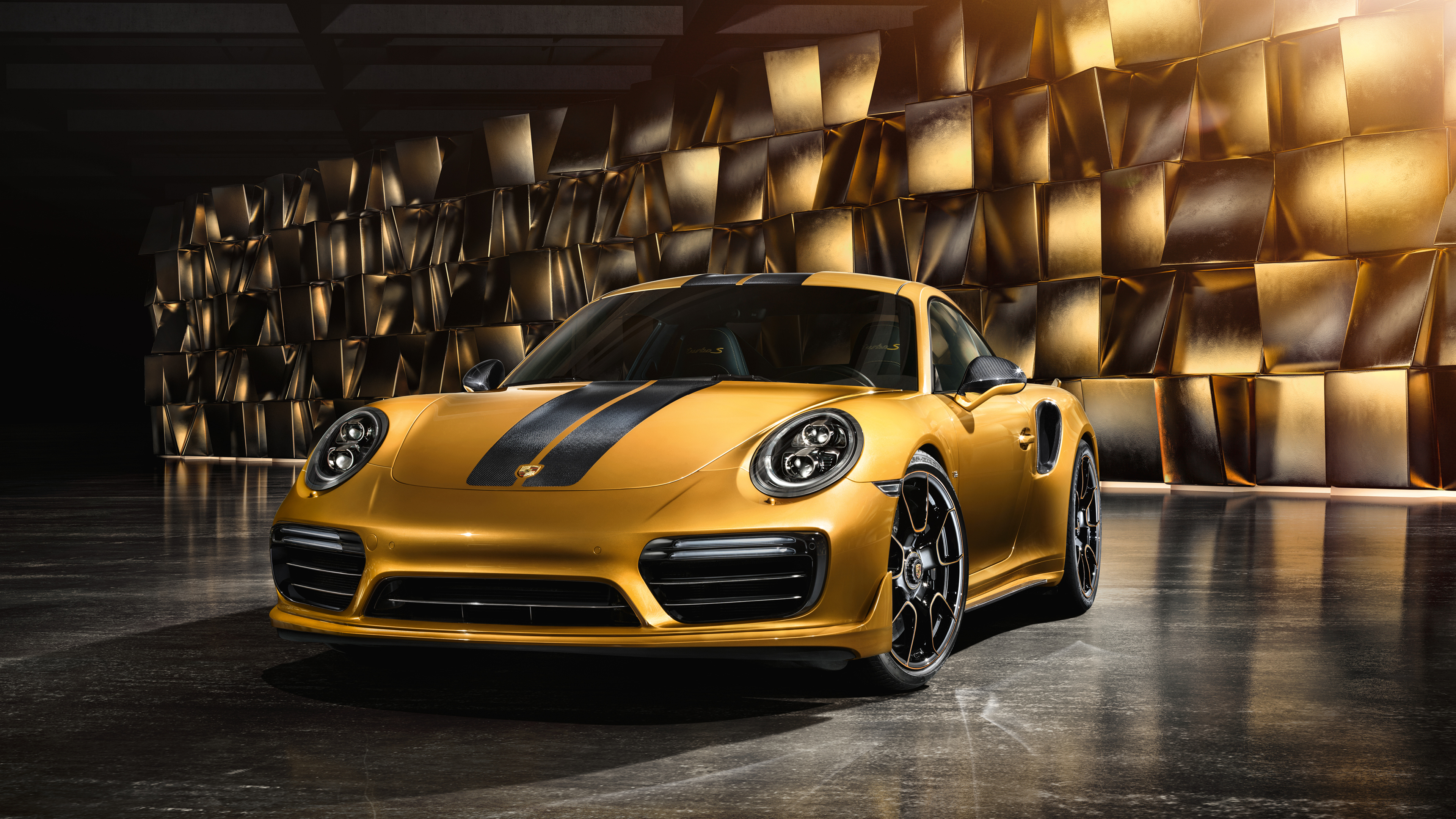 Wallpaper 4k Porsche 991 Ii Turbo R 4k Wallpapers Behance