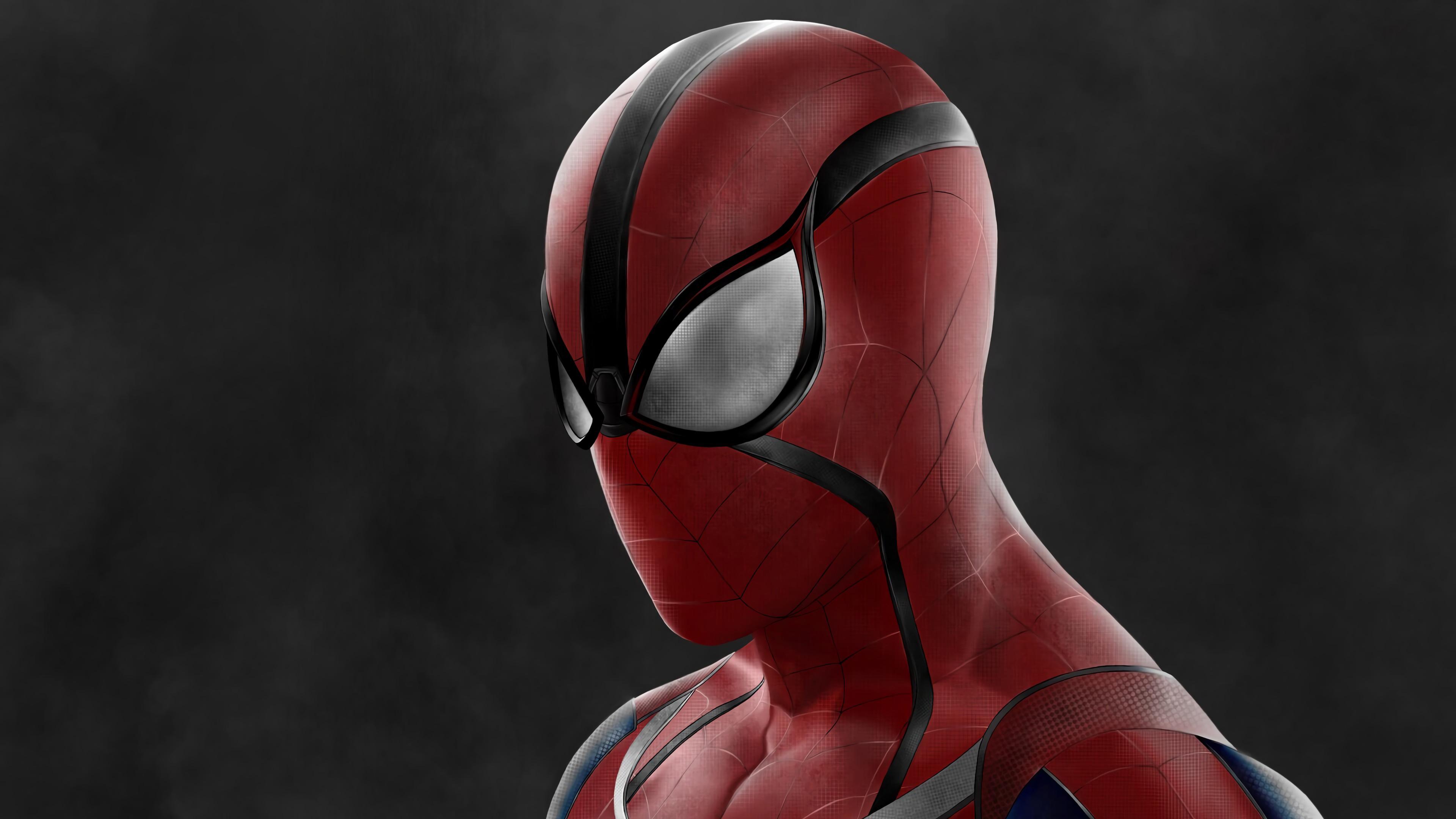 spiderman new 2019 1568054856 - Spiderman New 2019 - superheroes wallpapers, spiderman wallpapers, hd-wallpapers, digital art wallpapers, artwork wallpapers, artstation wallpapers, art wallpapers, 4k-wallpapers