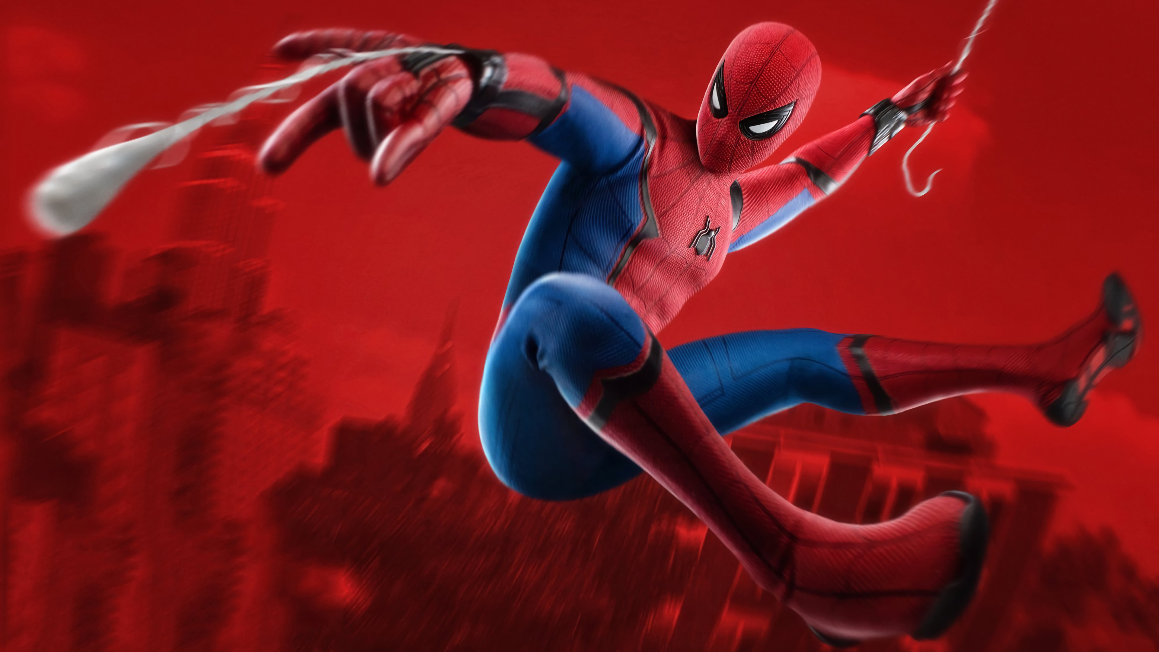 spiderman neww 1568054733 - Spiderman Neww - superheroes wallpapers, spiderman wallpapers, hd-wallpapers, digital art wallpapers, artwork wallpapers, 4k-wallpapers