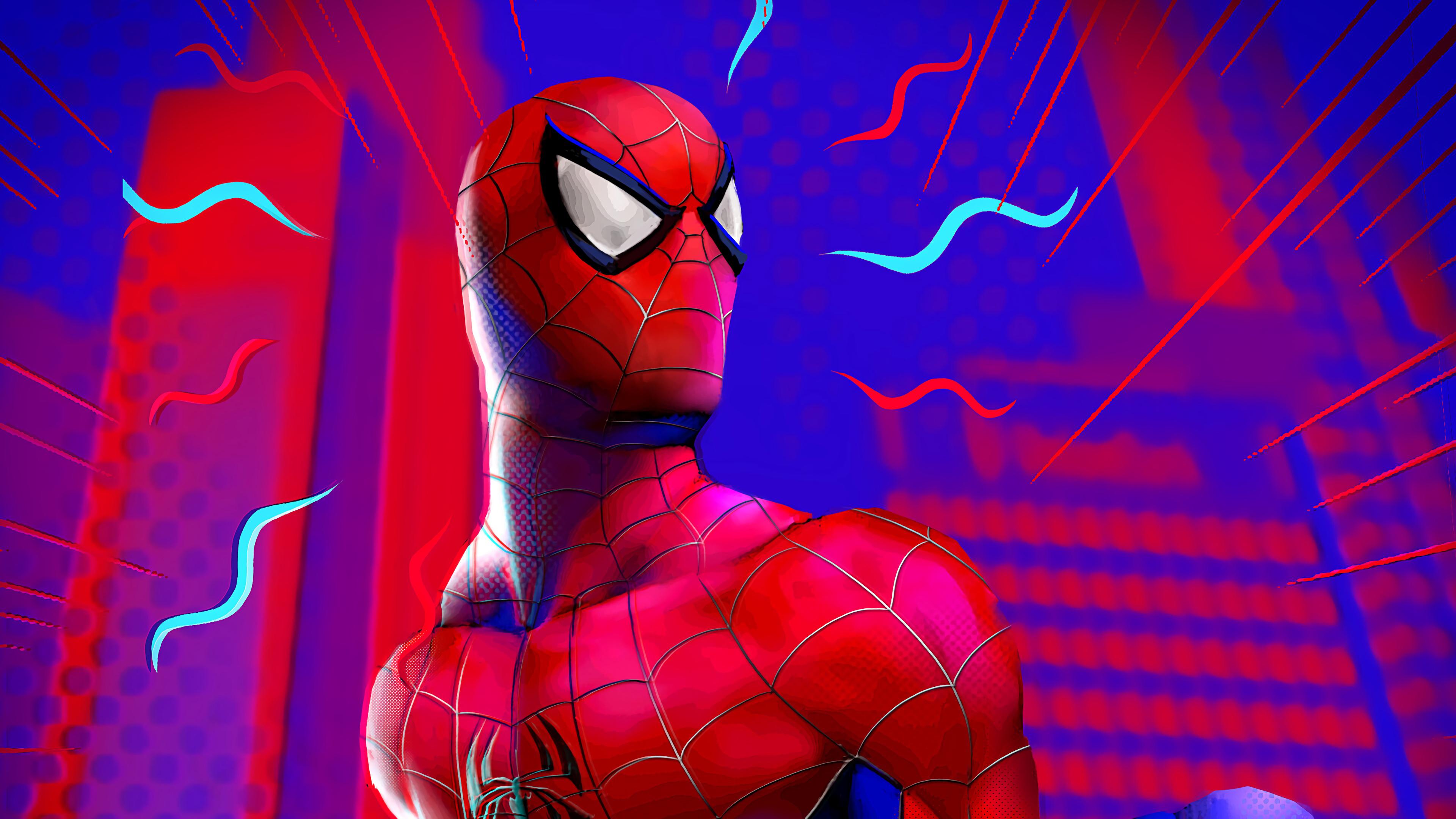 spiderman sensing 1568055481 - Spiderman Sensing - superheroes wallpapers, spiderman wallpapers, hd-wallpapers, digital art wallpapers, deviantart wallpapers, artwork wallpapers, art wallpapers, 4k-wallpapers
