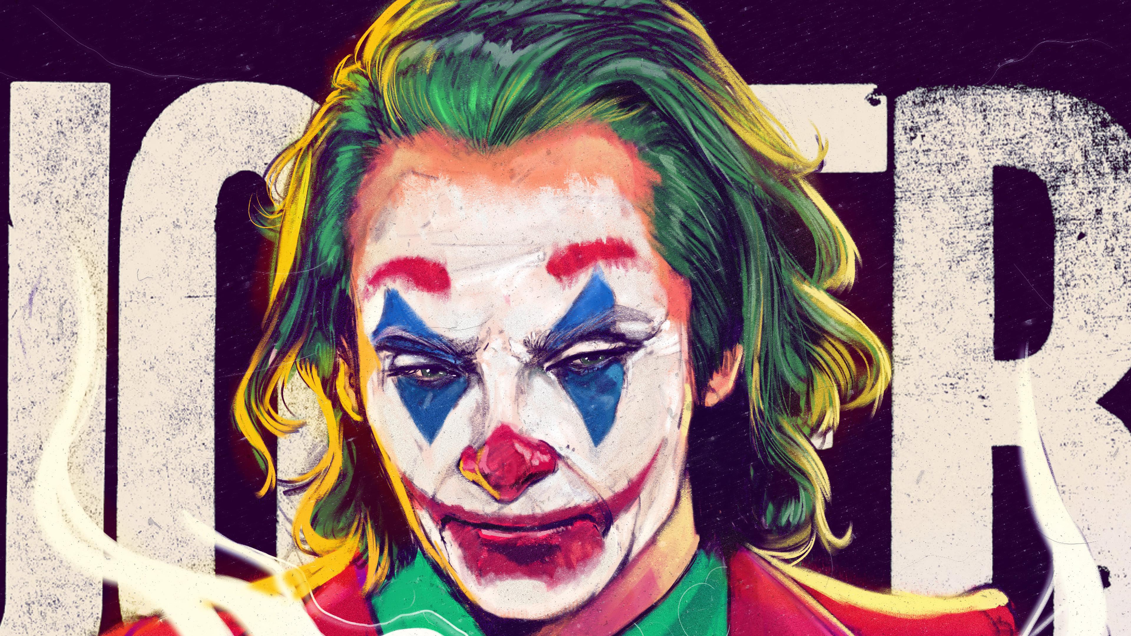 the joker joaquin phoenix 1569186751 - The Joker Joaquin Phoenix - supervillain wallpapers, superheroes wallpapers, joker wallpapers, joker movie wallpapers, hd-wallpapers, behance wallpapers, artwork wallpapers, 4k-wallpapers
